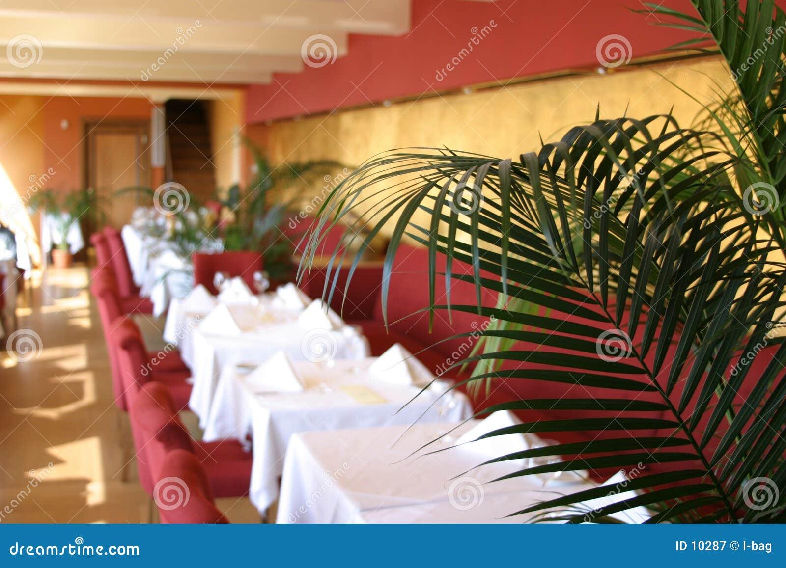 взгляд ресторана