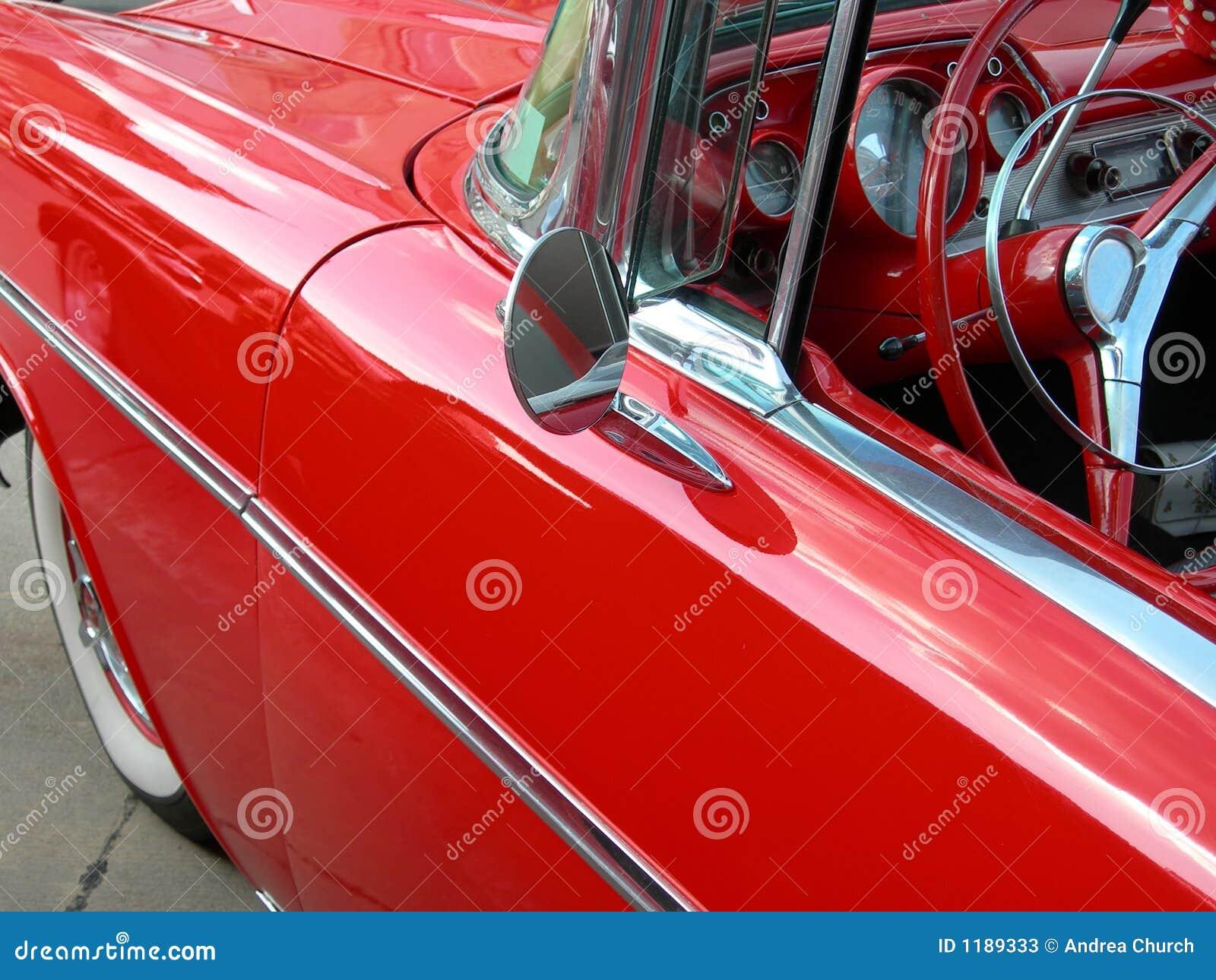 взгляд со стороны классики автомобиля