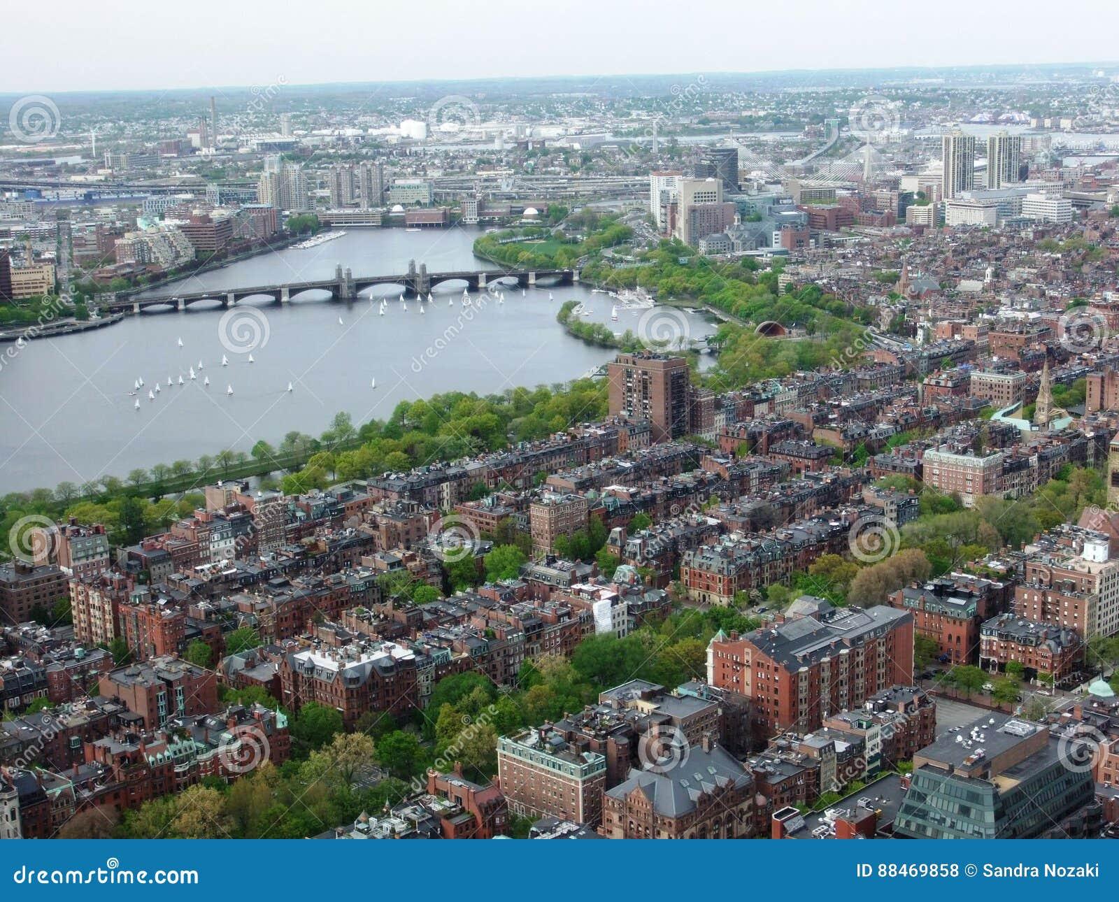 Взгляд Бостона