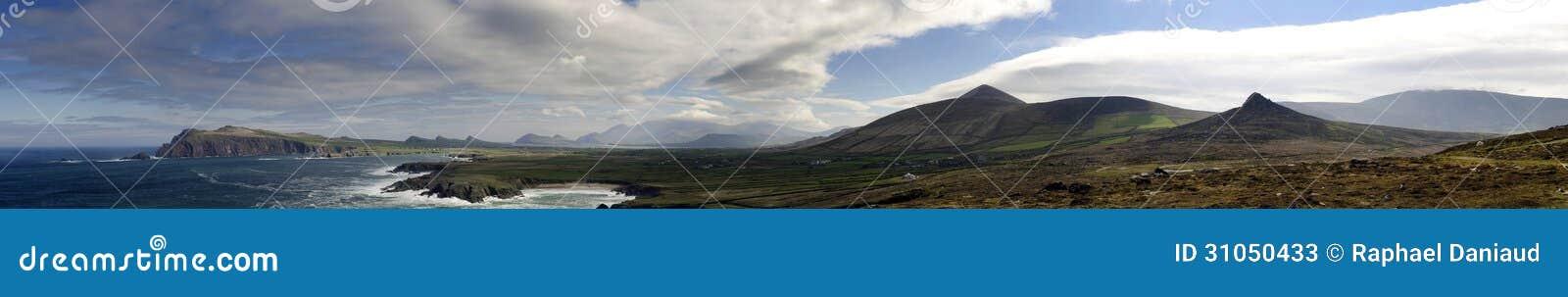 Взгляд Ирландии