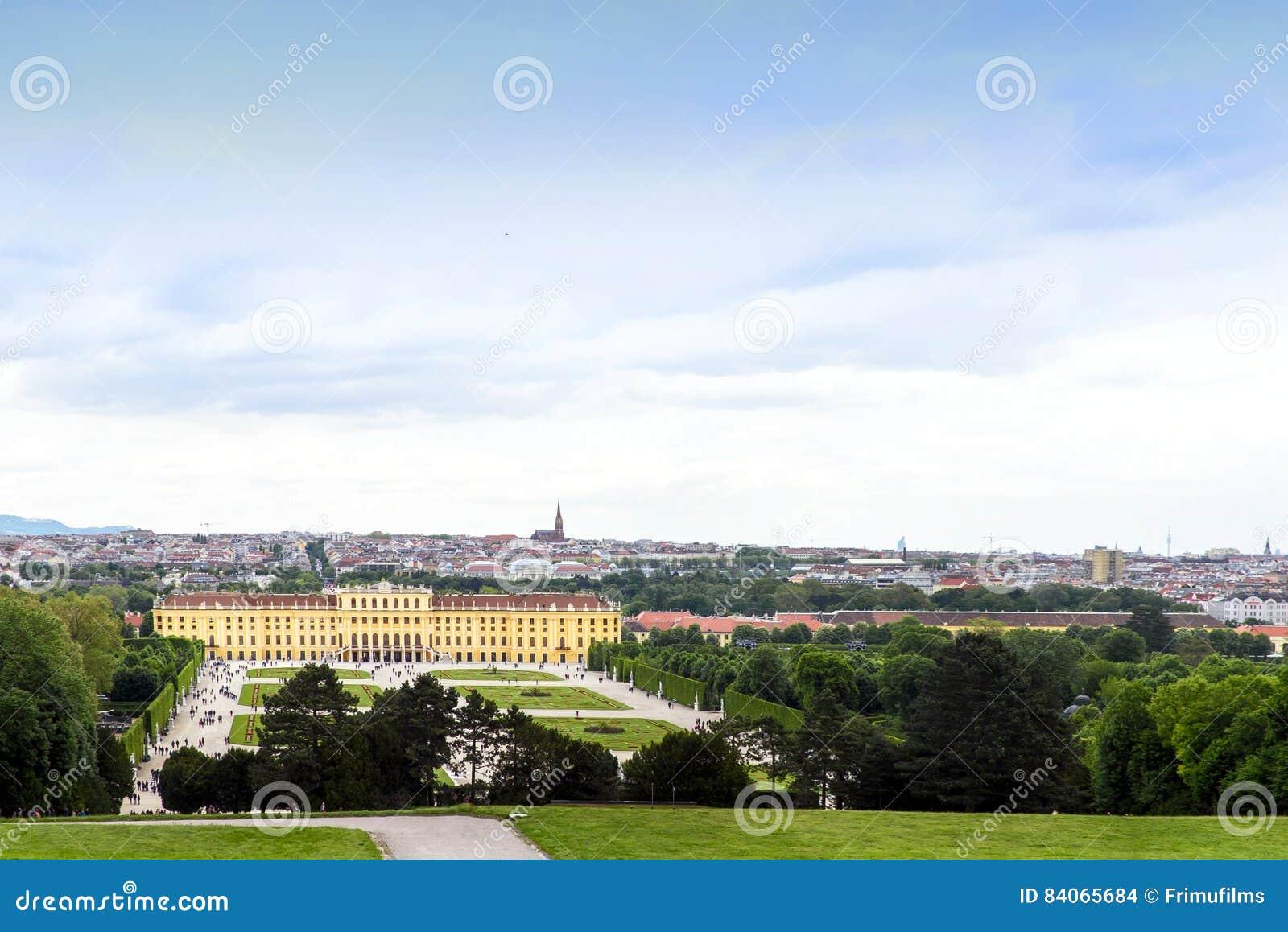 Взгляд фото города и архитектуры вены