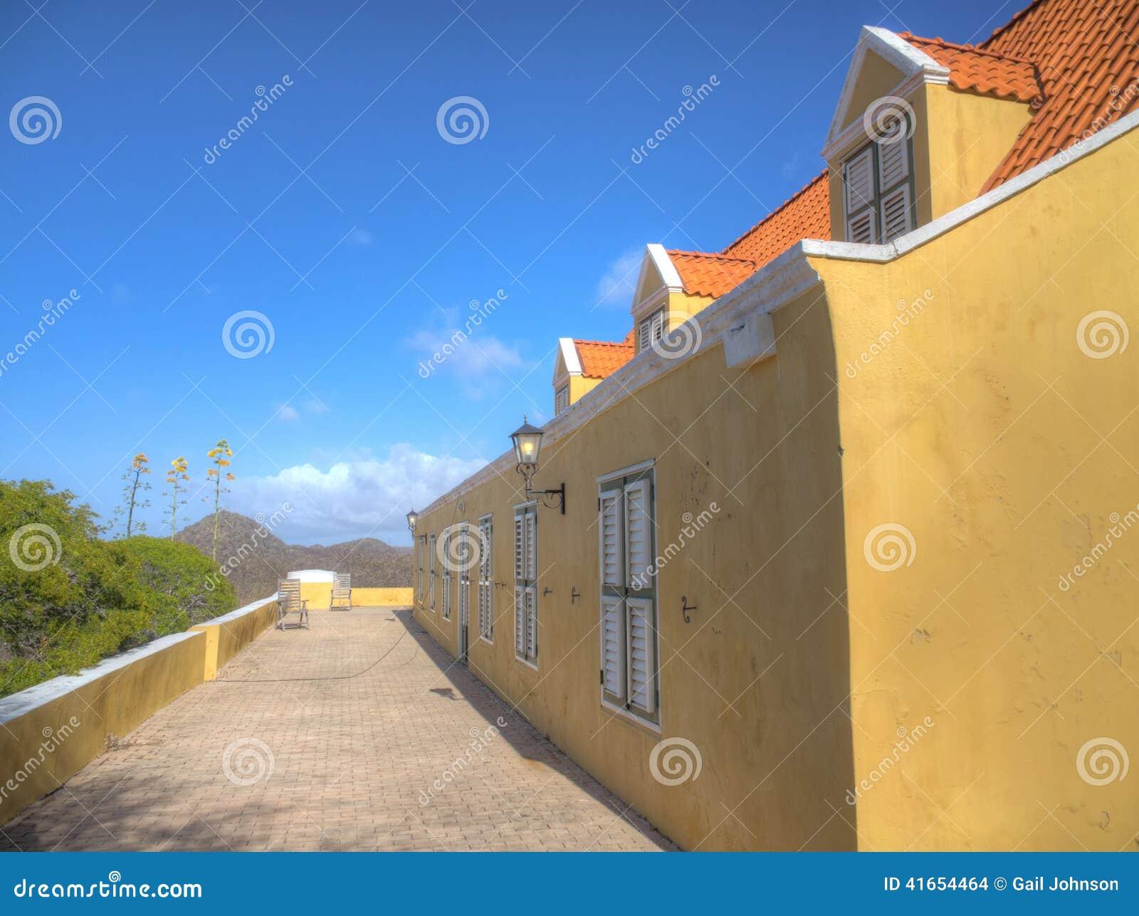 Взгляды вокруг старого Landhuis