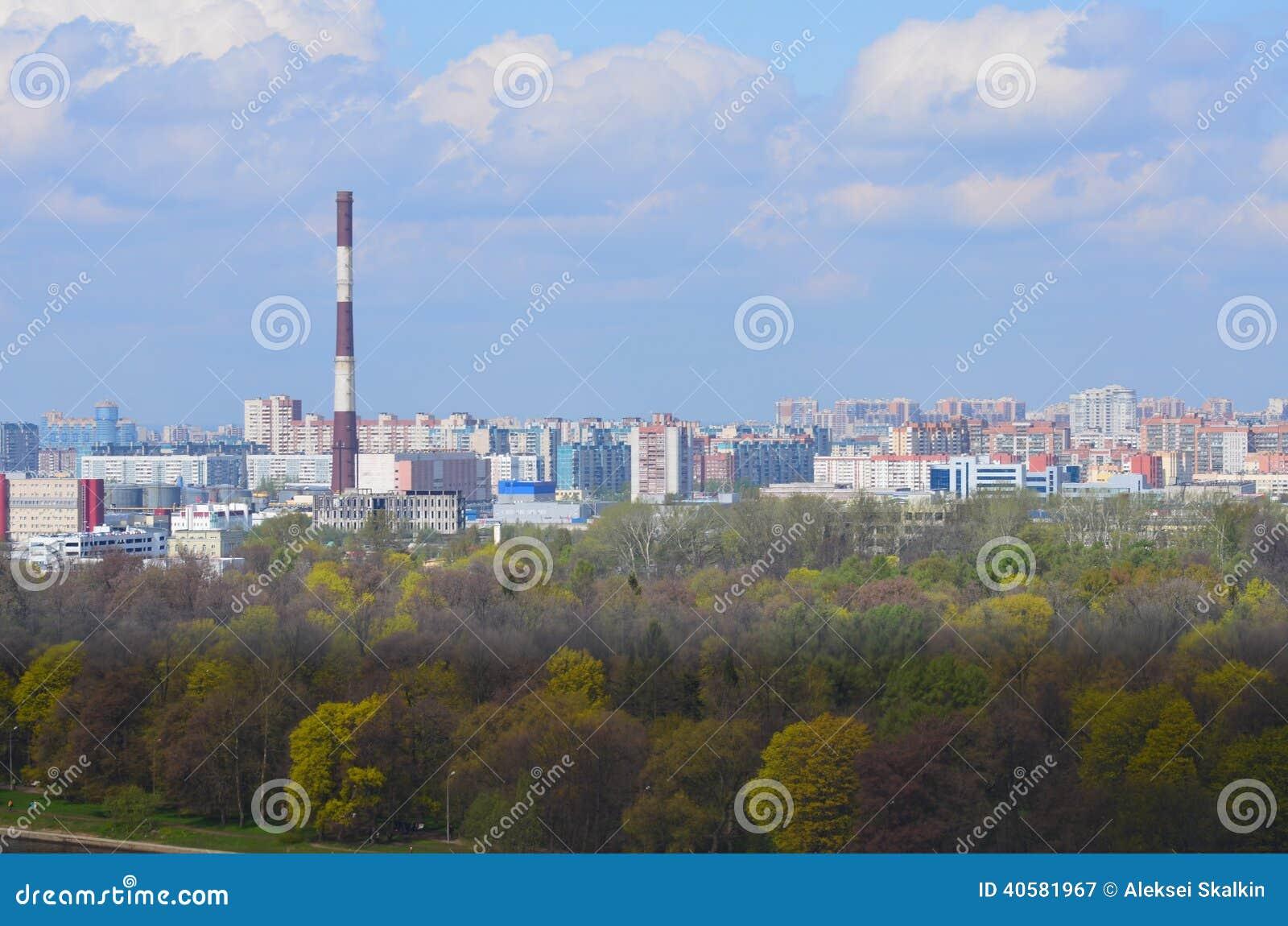 Взгляды города Санкт-Петербурга