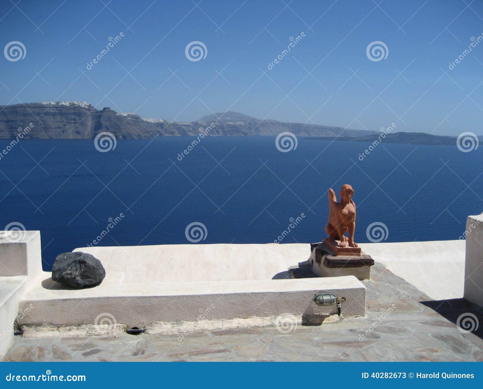 Взгляд Santorini