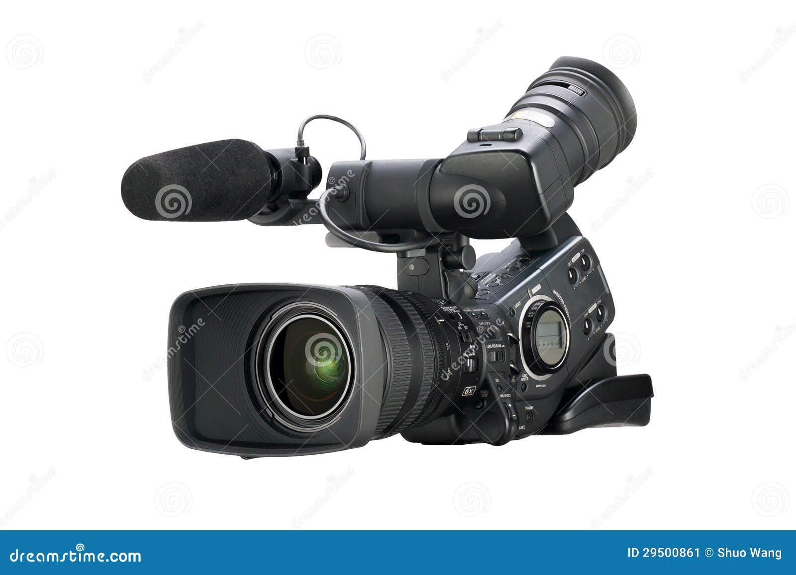 Видеокамера цифров