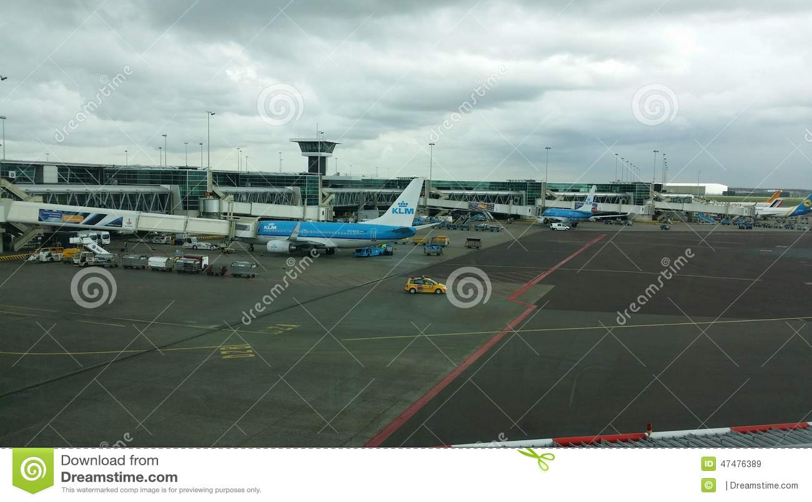 Визирование на авиапорте