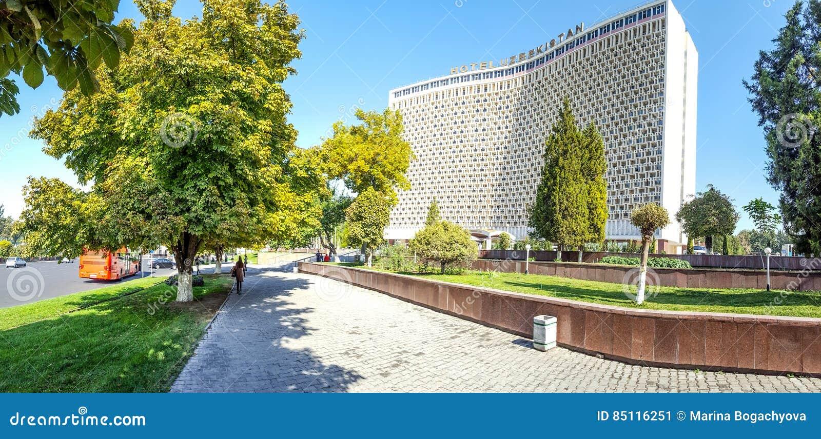 2de6dfd85689 Визирования Ташкента - гостиницы Узбекистана, расположенные в центре города