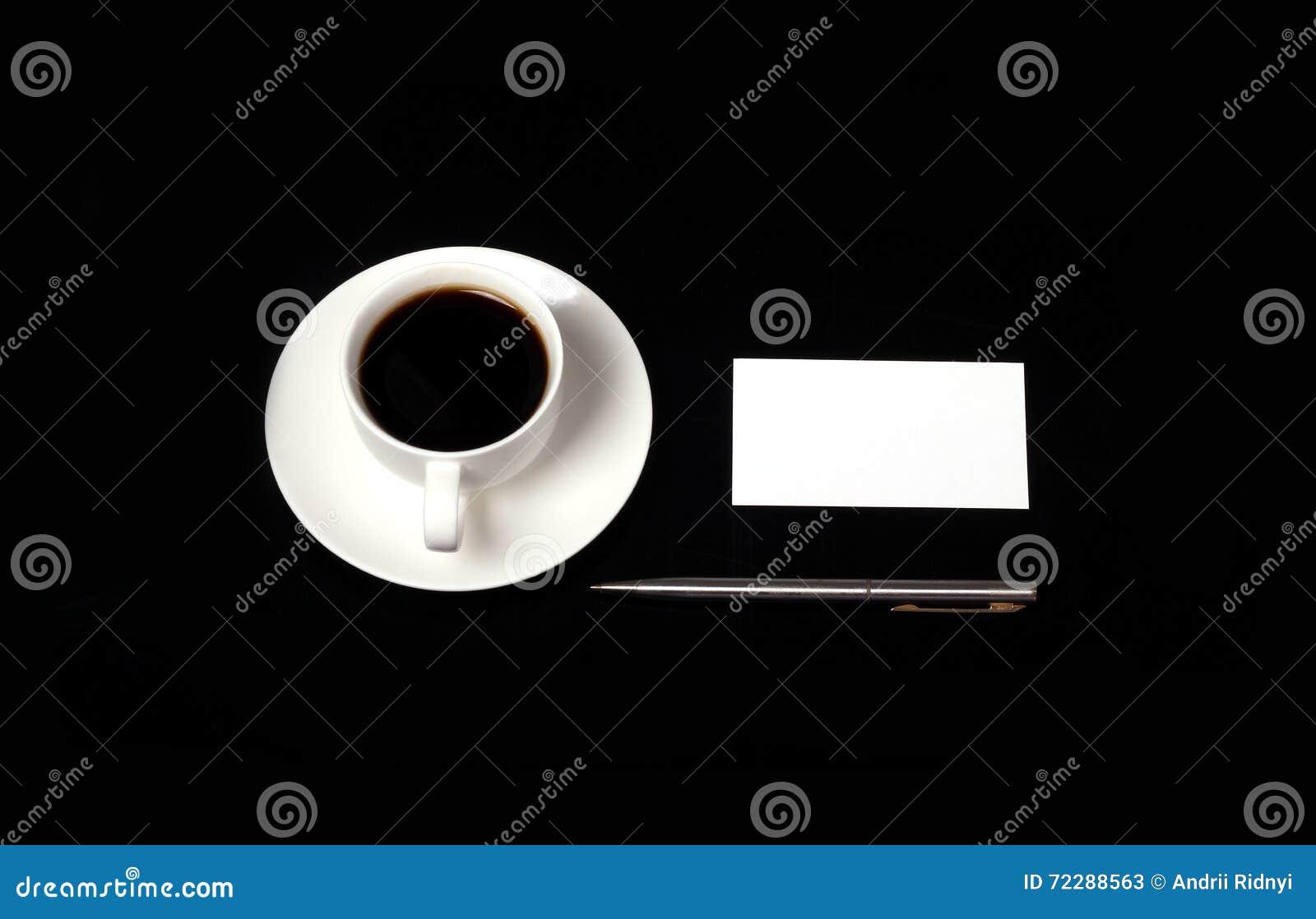 Download Визитная карточка на черной таблице Стоковое Изображение - изображение насчитывающей корпоративно, стог: 72288563
