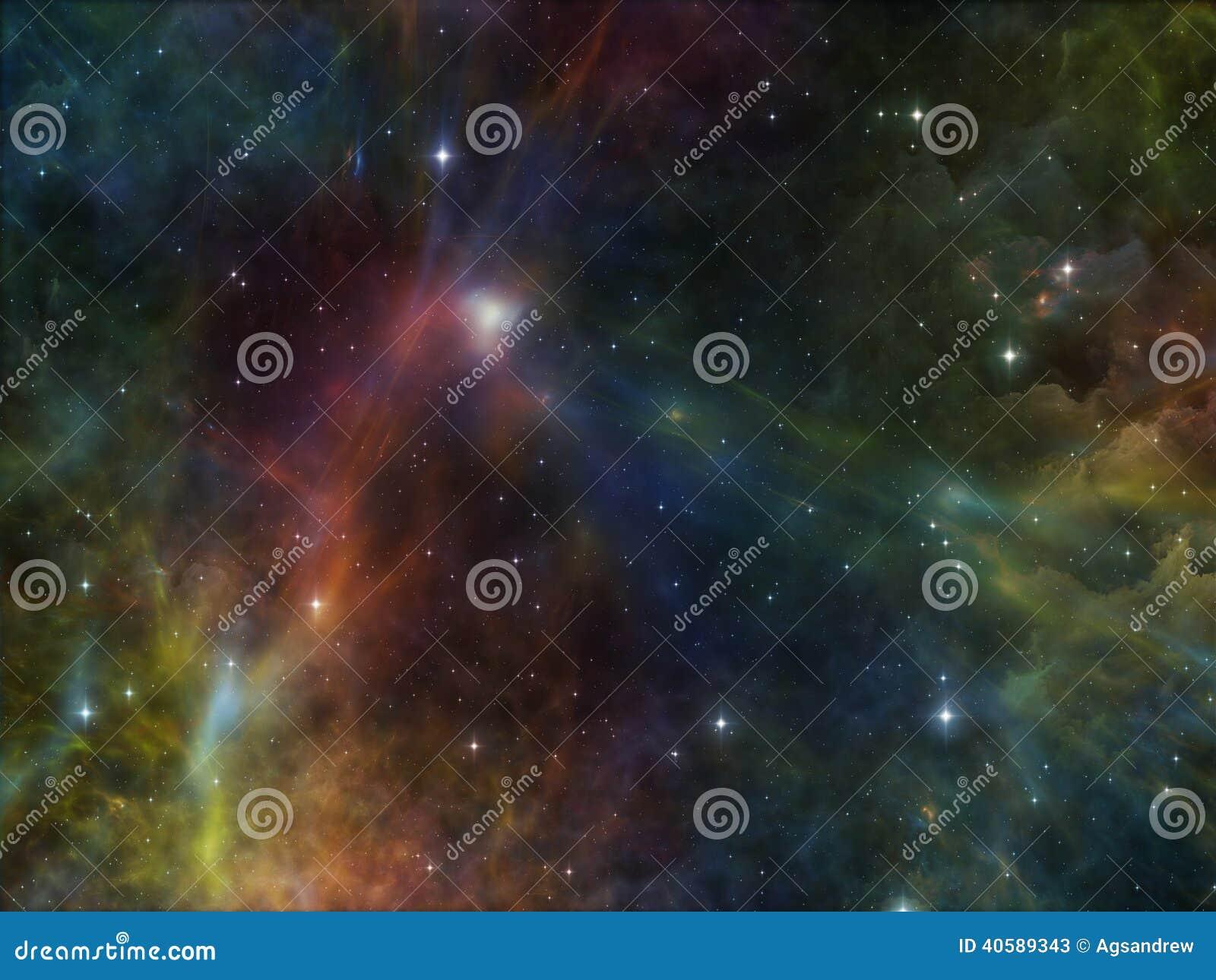Визуализирование космоса