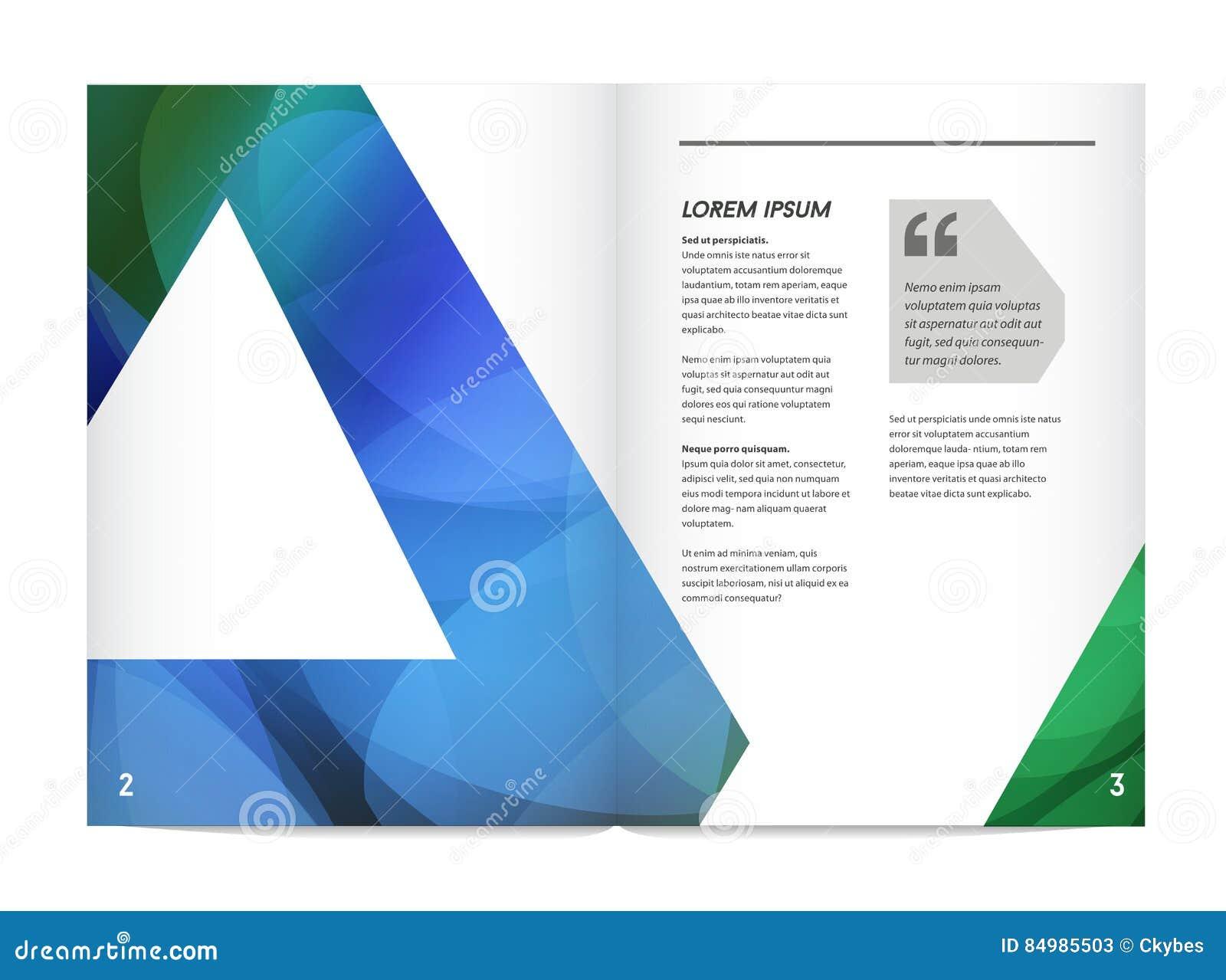 Визуальная идентичность с градиентами элементов логотипа письма яркими смешивает