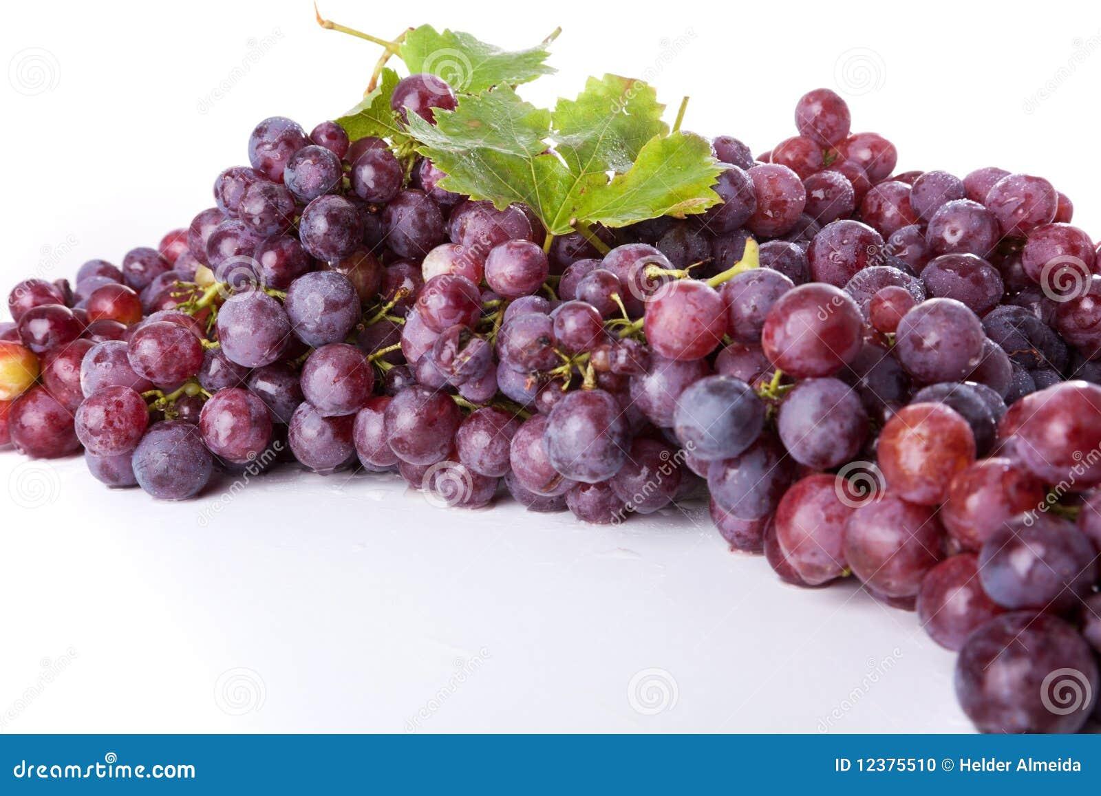 виноградины ветви