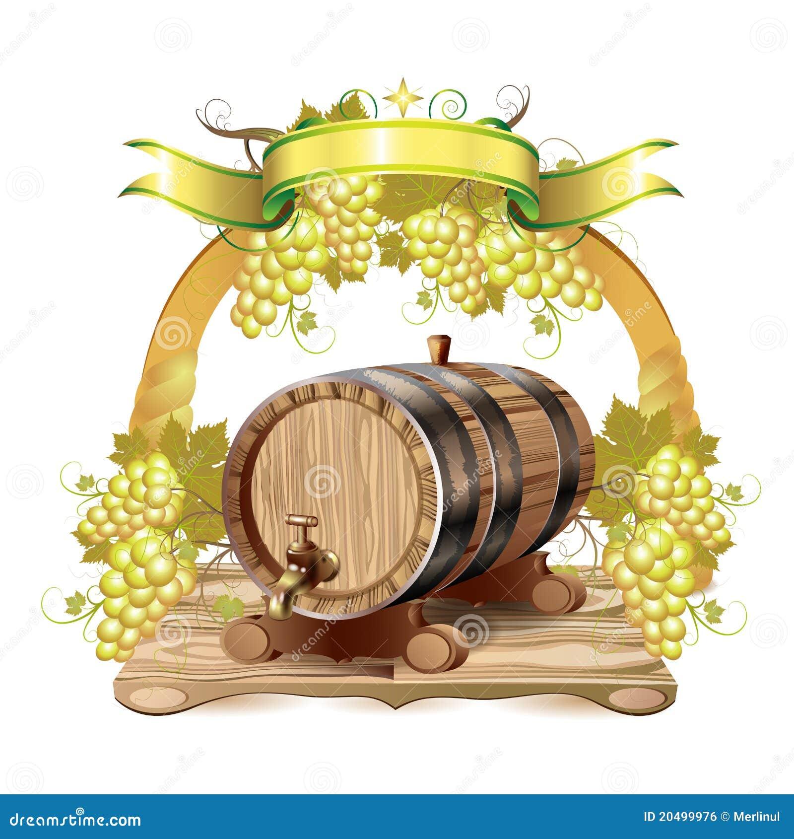 вино бочонка