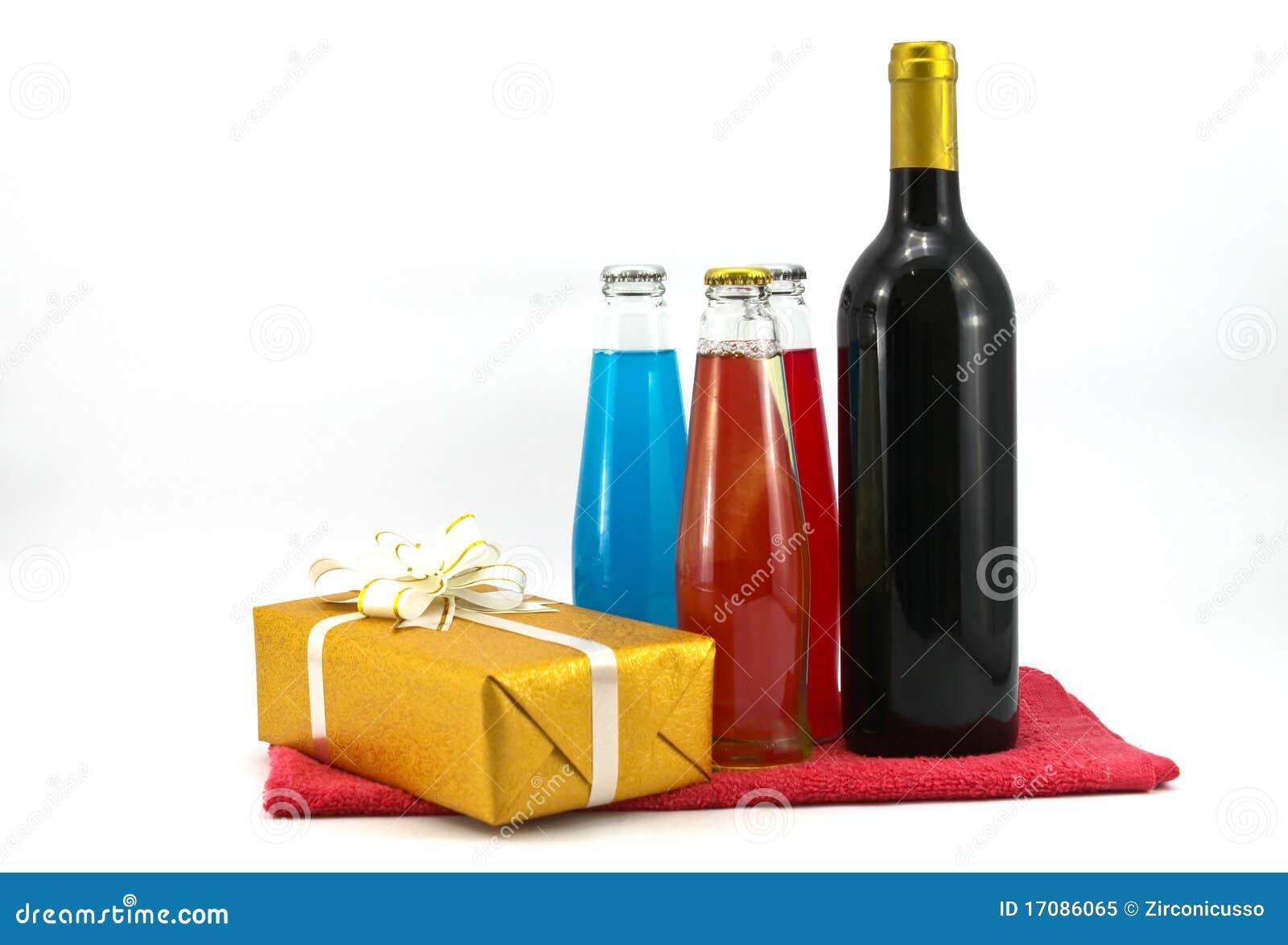 вино бутылки