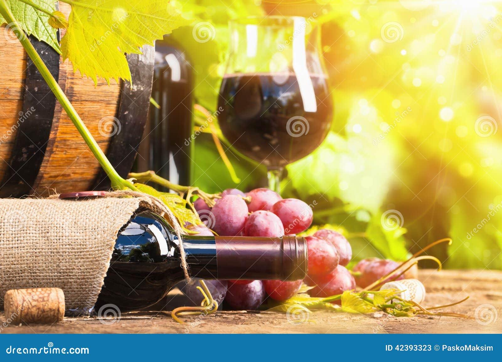 вино виноградин красное