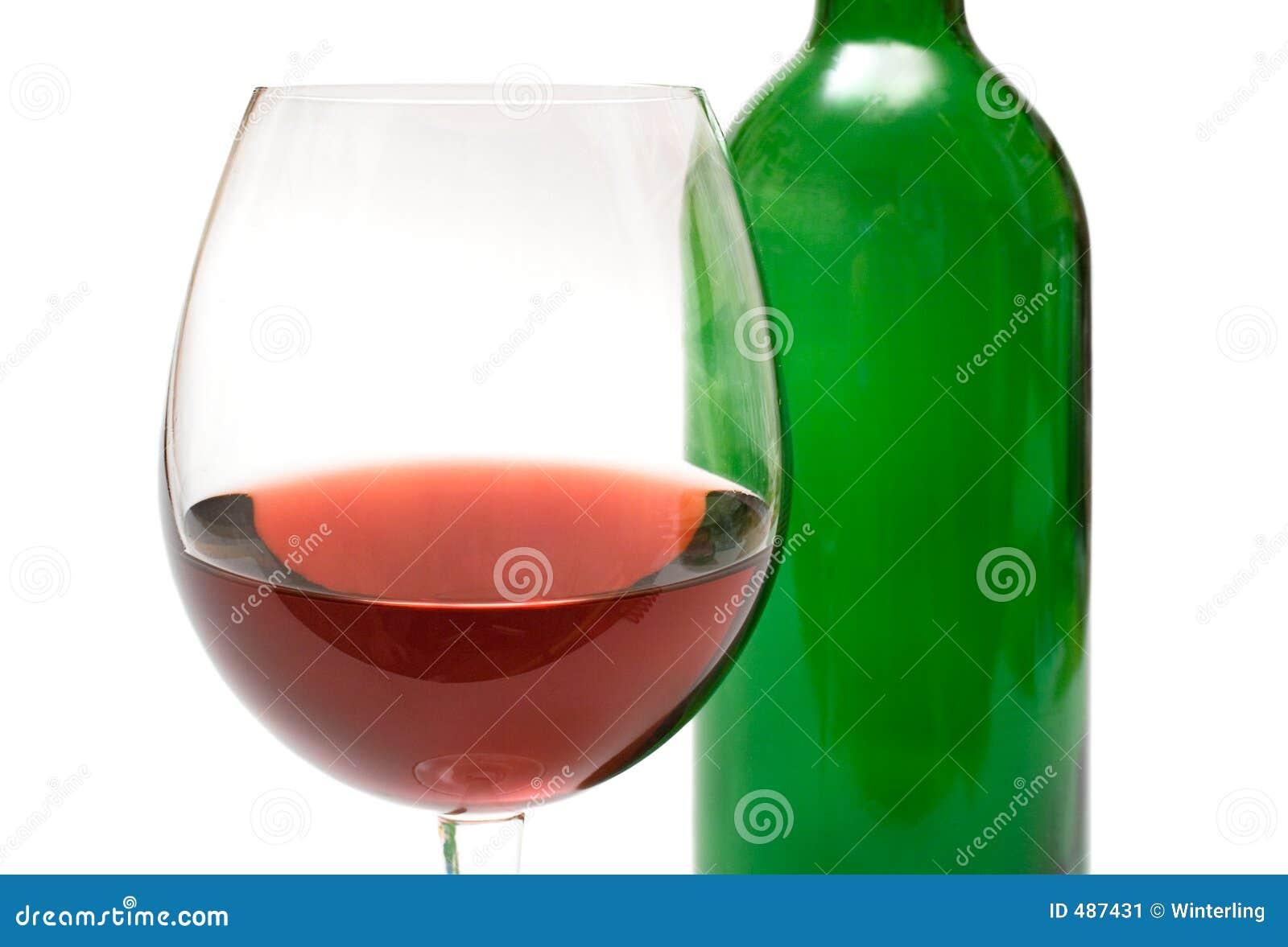 вино w бутылочного стекла предпосылки