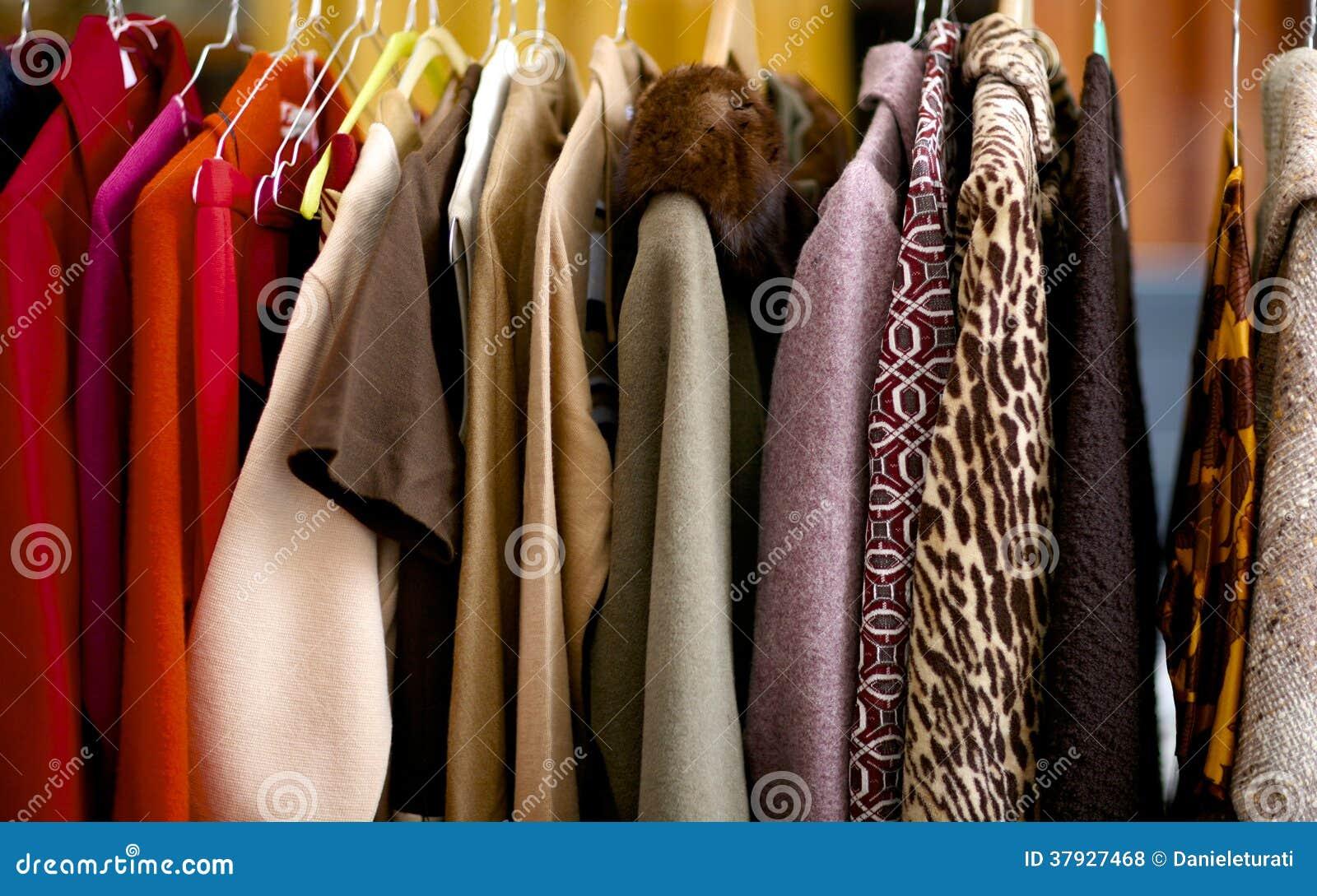 Винтажные одежды