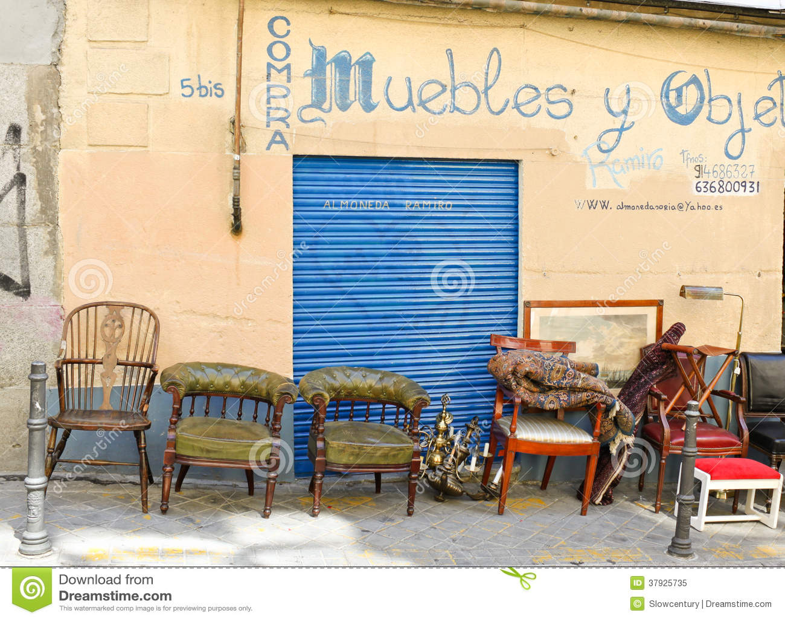 Винтажные стулья для продажи