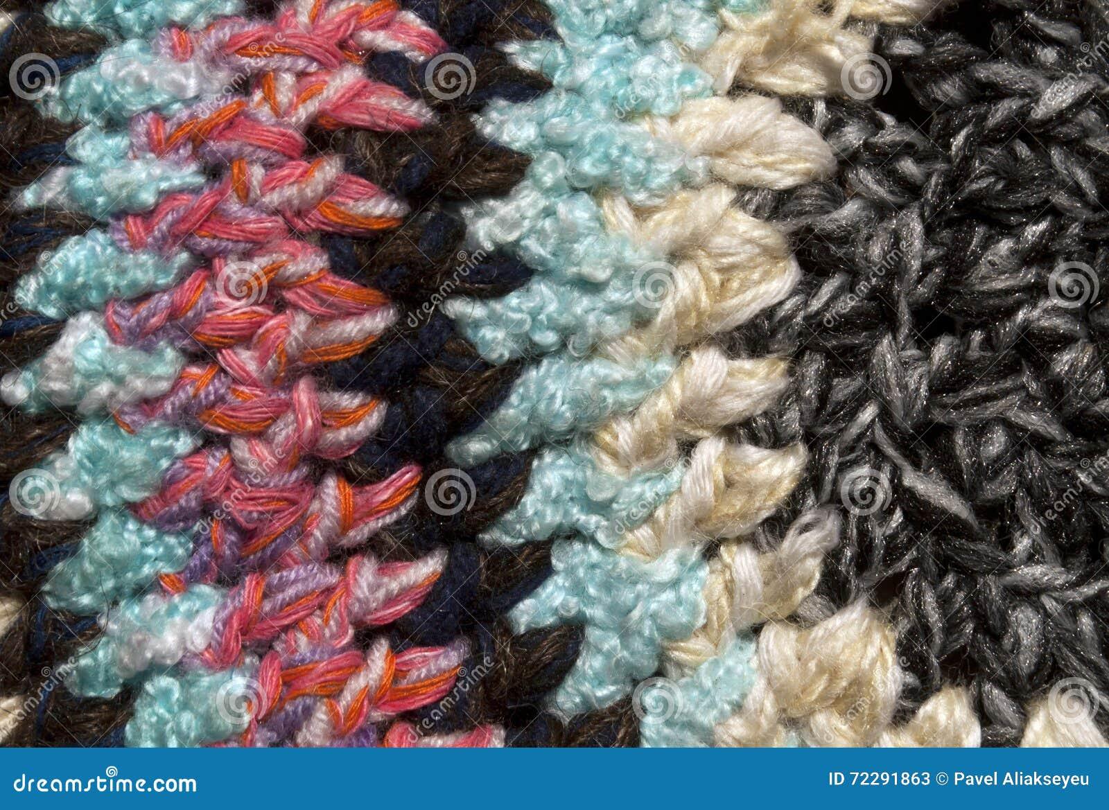 Download Винтажный красочный конец-вверх ковра ткани Стоковое Изображение - изображение насчитывающей способ, creativity: 72291863