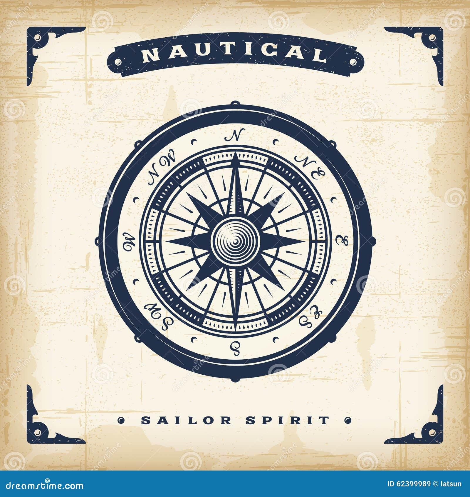 фото морской компас