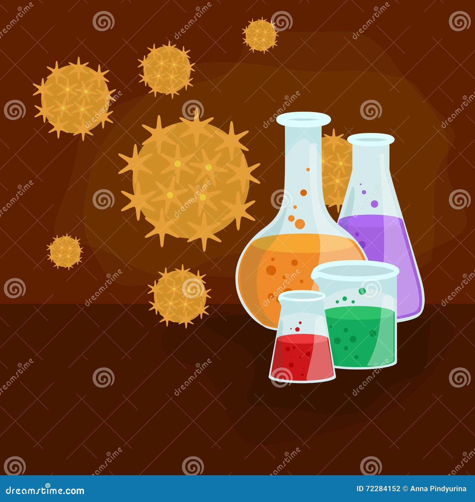Download Вирусы заразили организм, вирусную эпидемию заболеванием, вакционное исследование Иллюстрация вектора - иллюстрации насчитывающей компоситов, эпидемия: 72284152