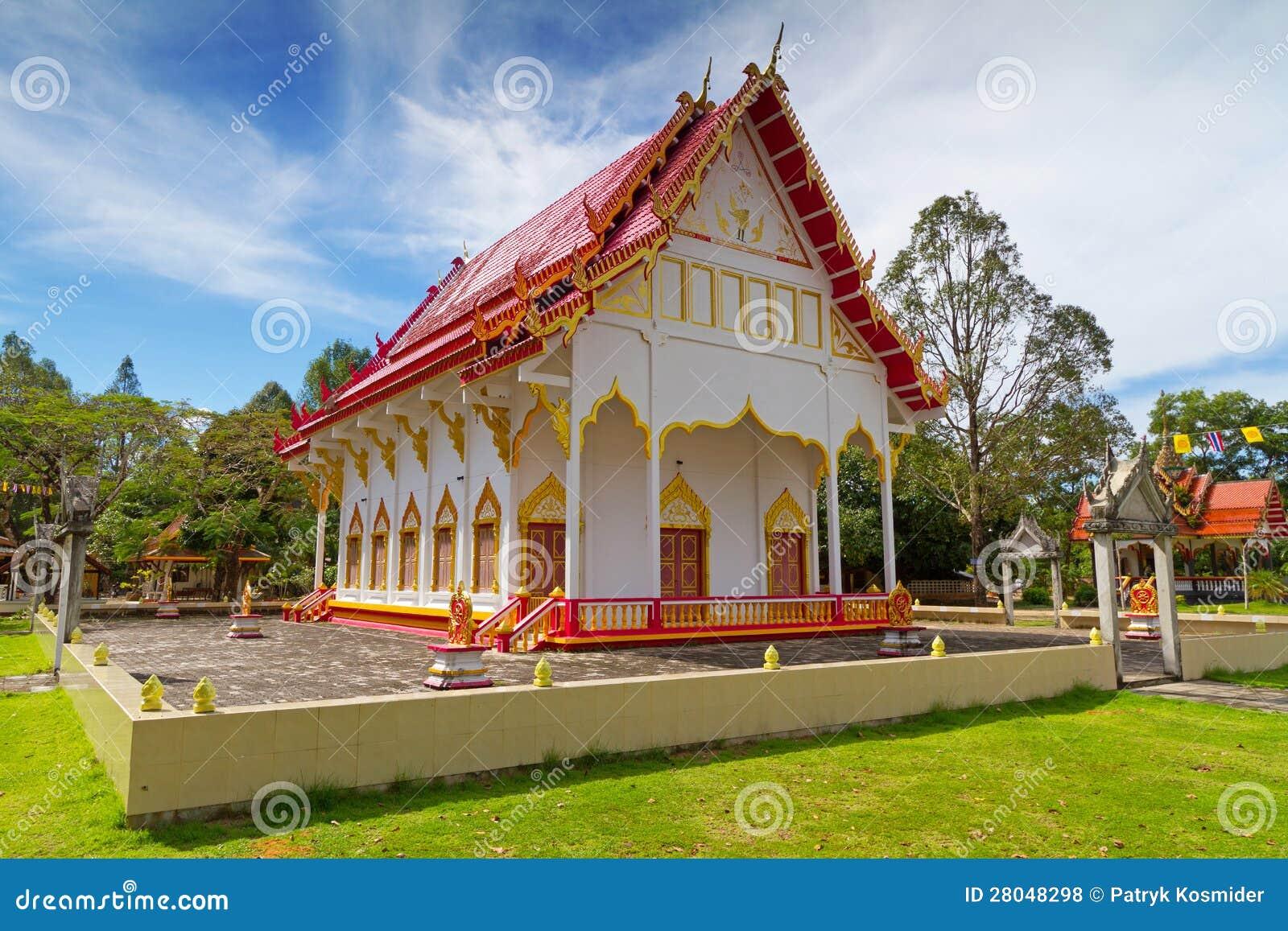 Висок будизма в Таиланде