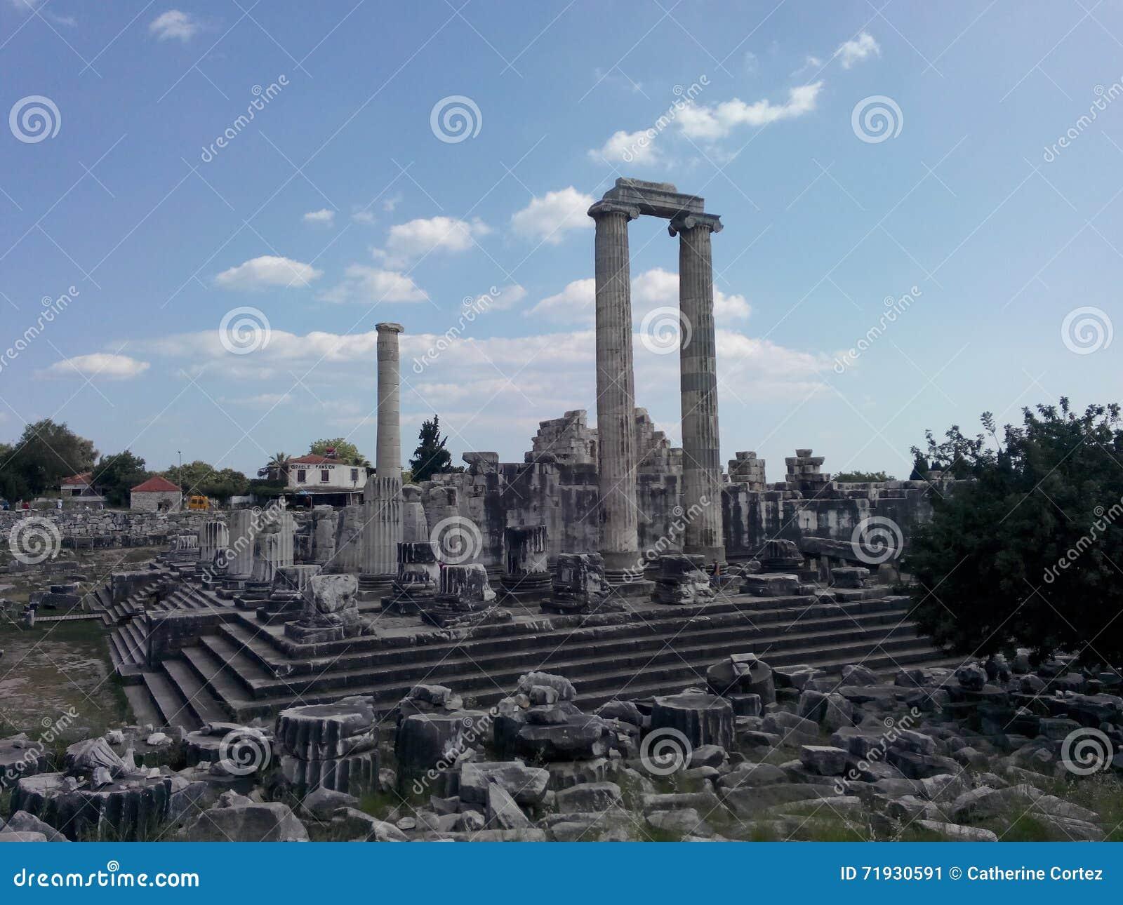 Висок Apollon