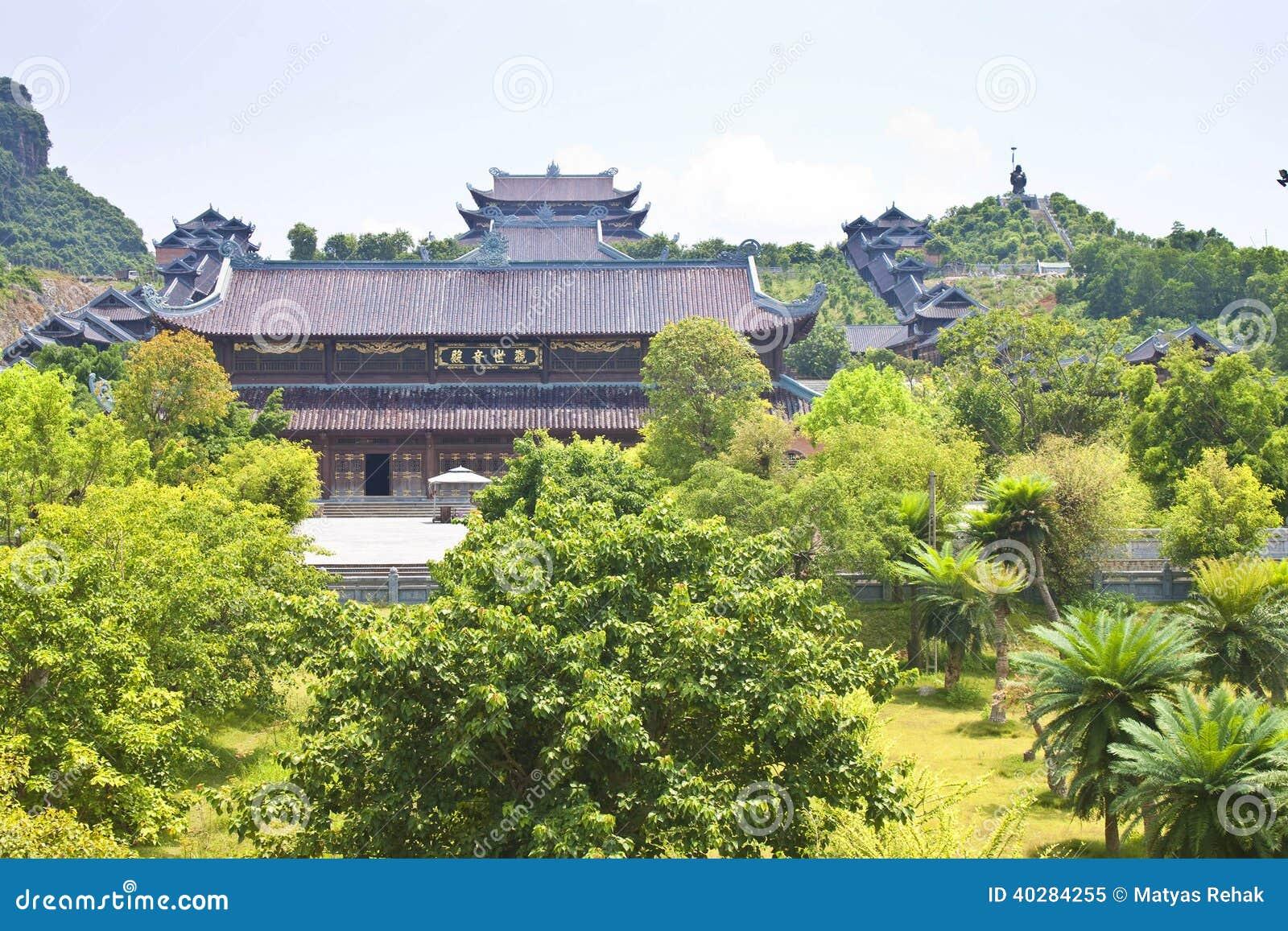 Висок Bai Dinh
