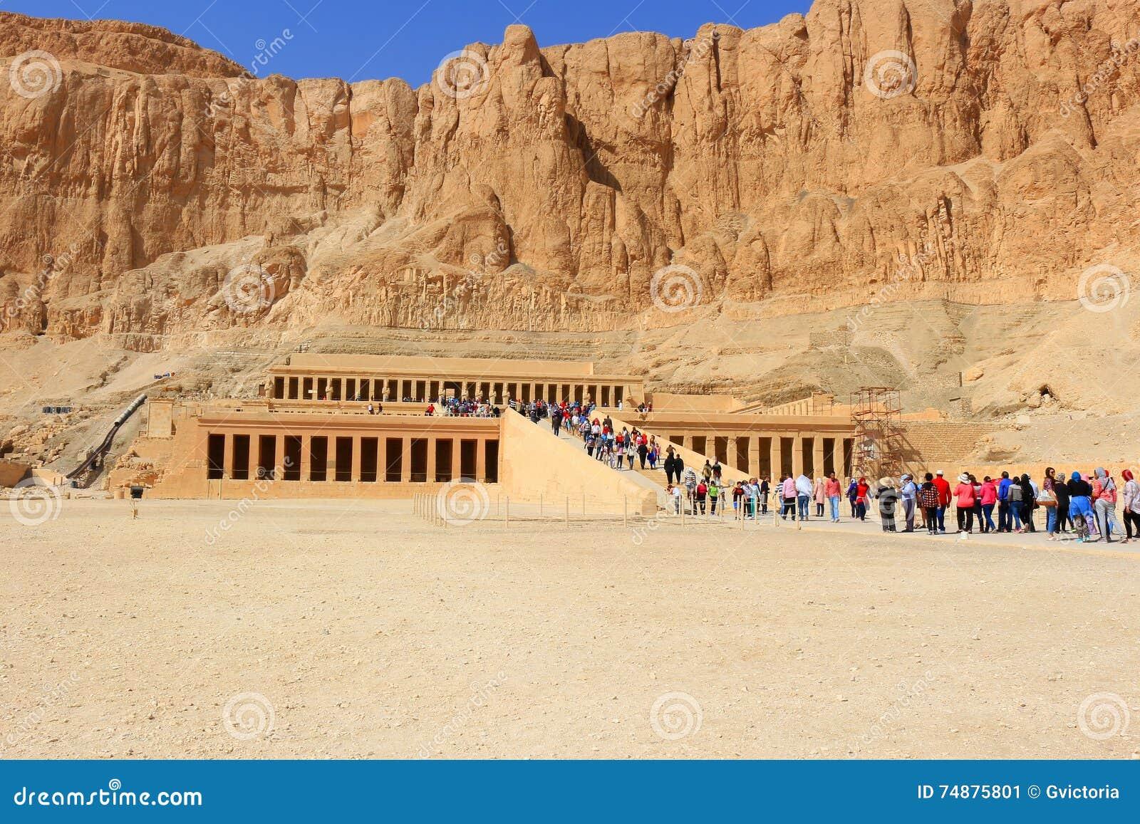 Висок Hatshepsut
