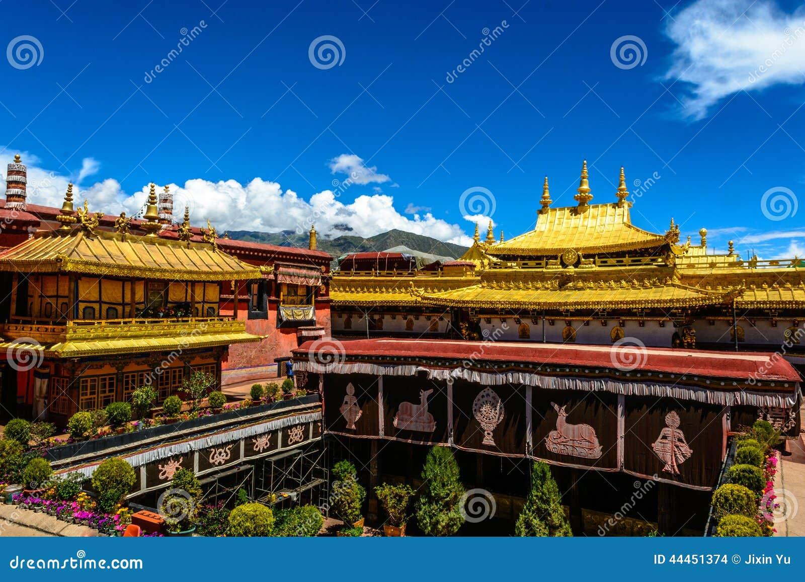 Висок Jokhang