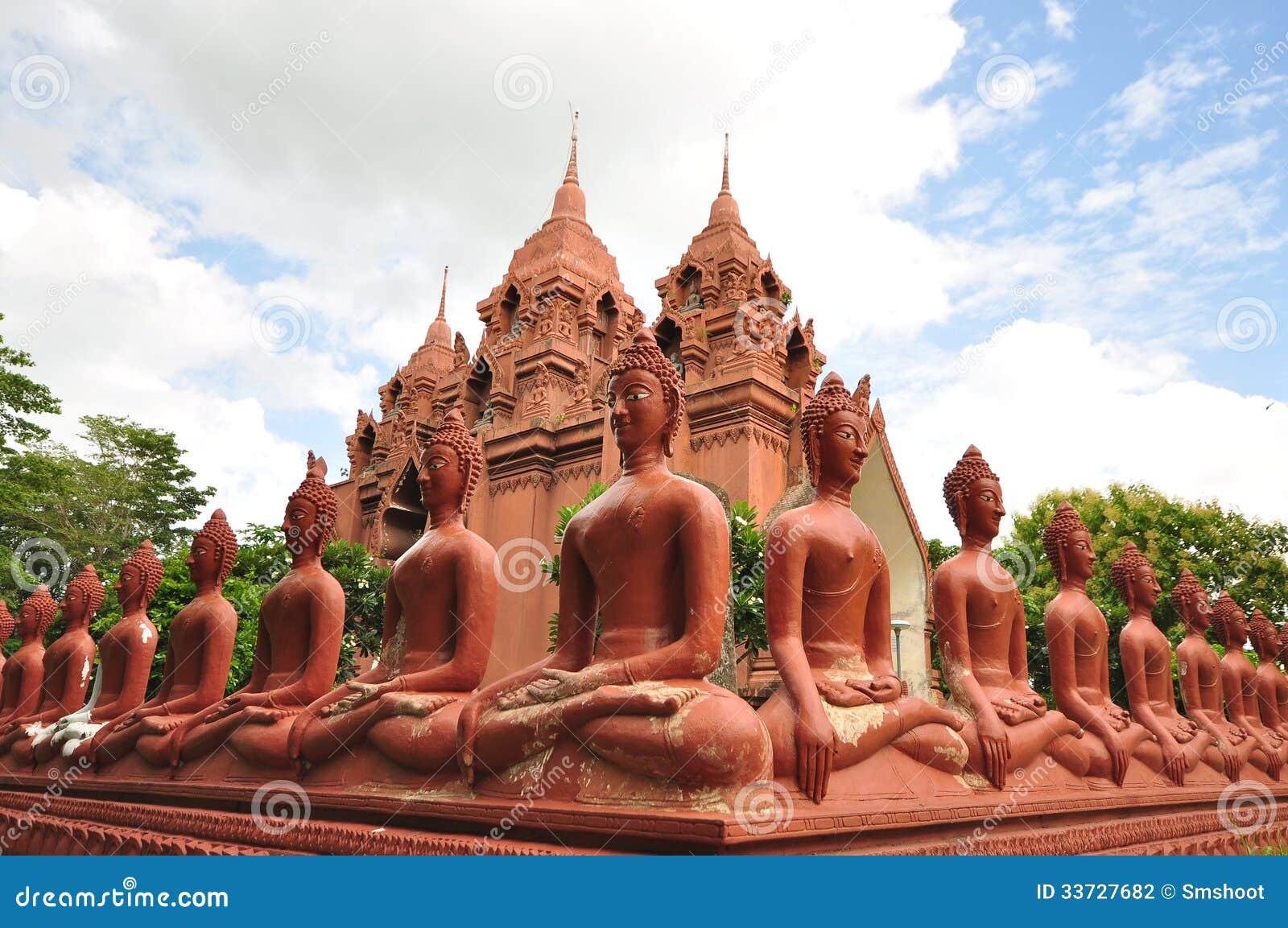 Висок Khao Angkhan (Wat Khao Angkhan), Таиланд