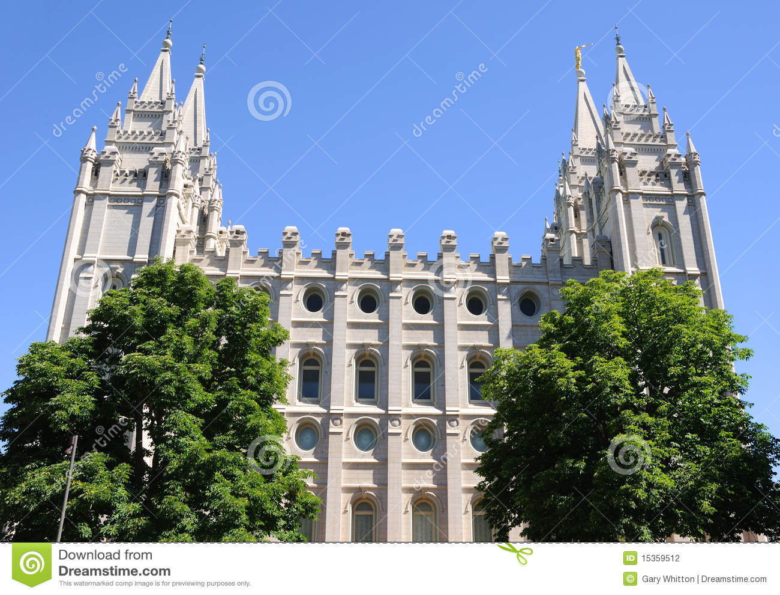 висок mormon lds