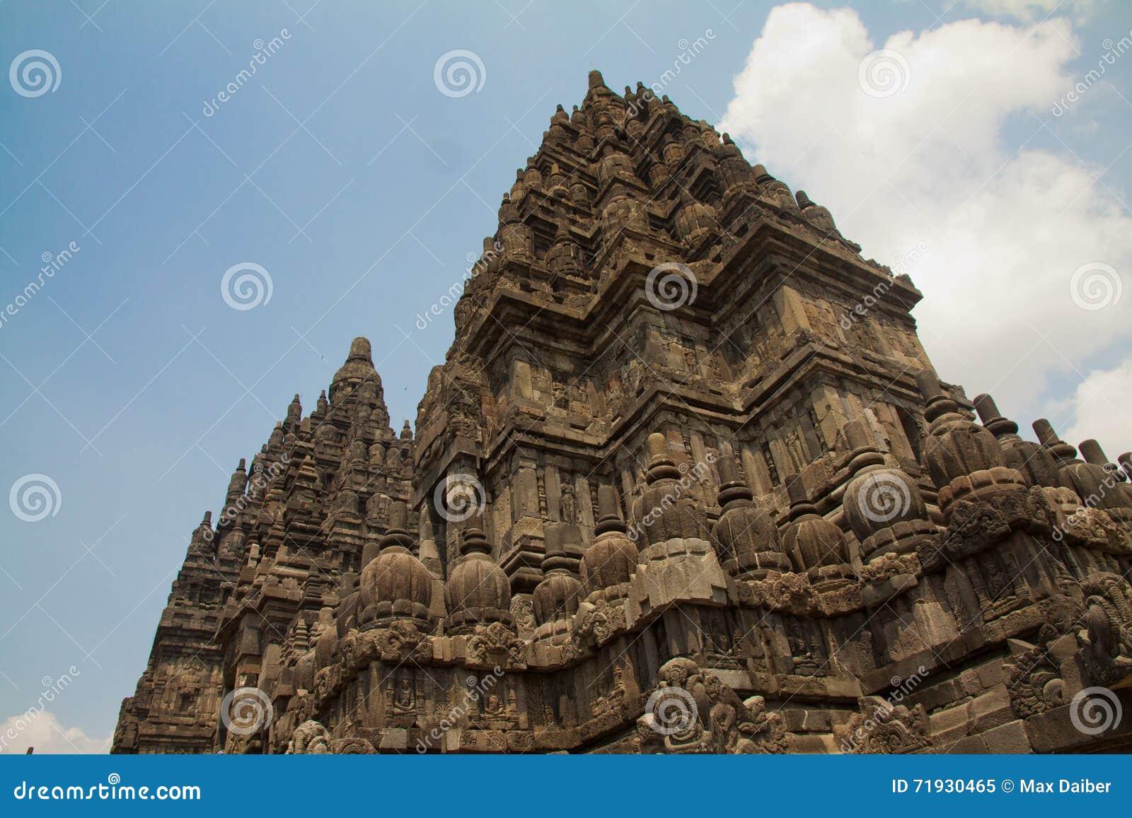 Висок Prambanan индусский, Индонезия