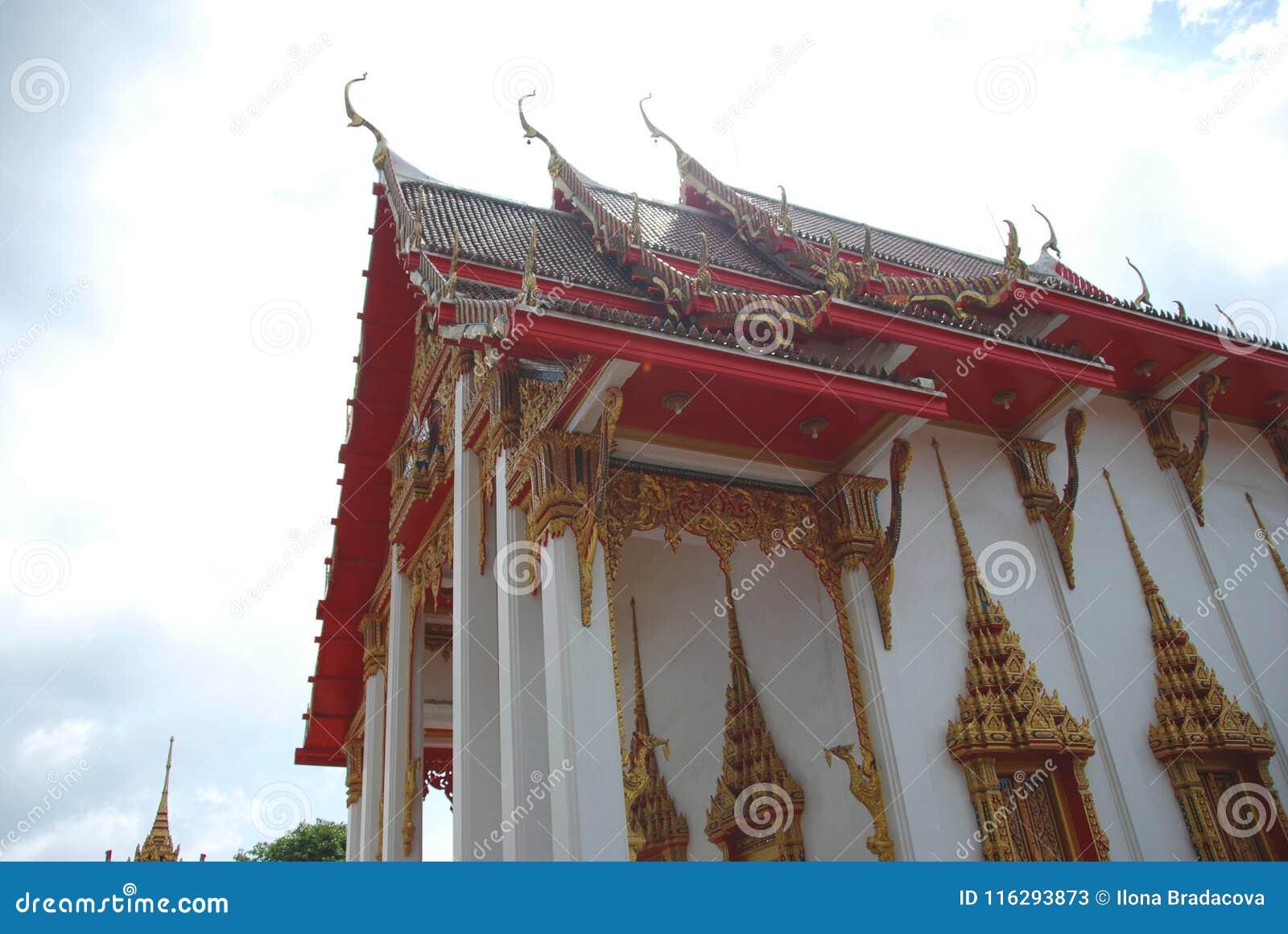 Висок Wat Chalong