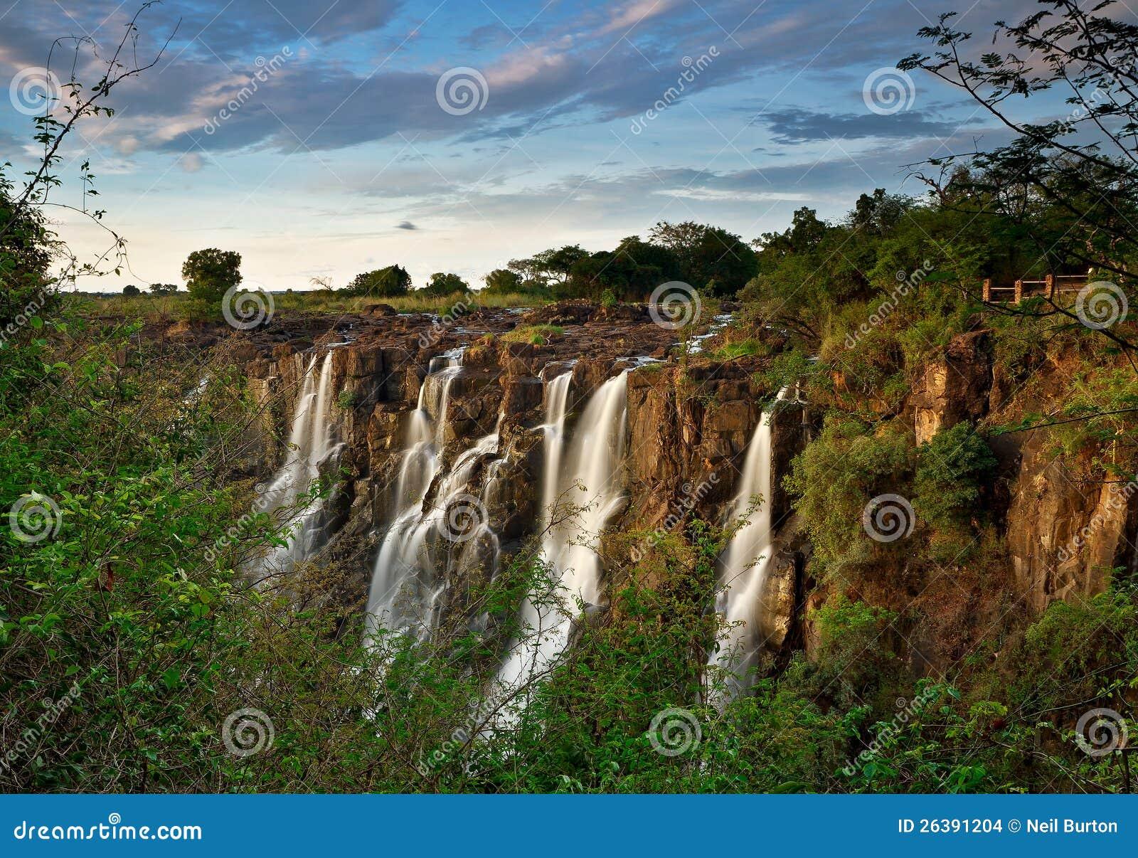 Вичториа Фаллс, Замбия