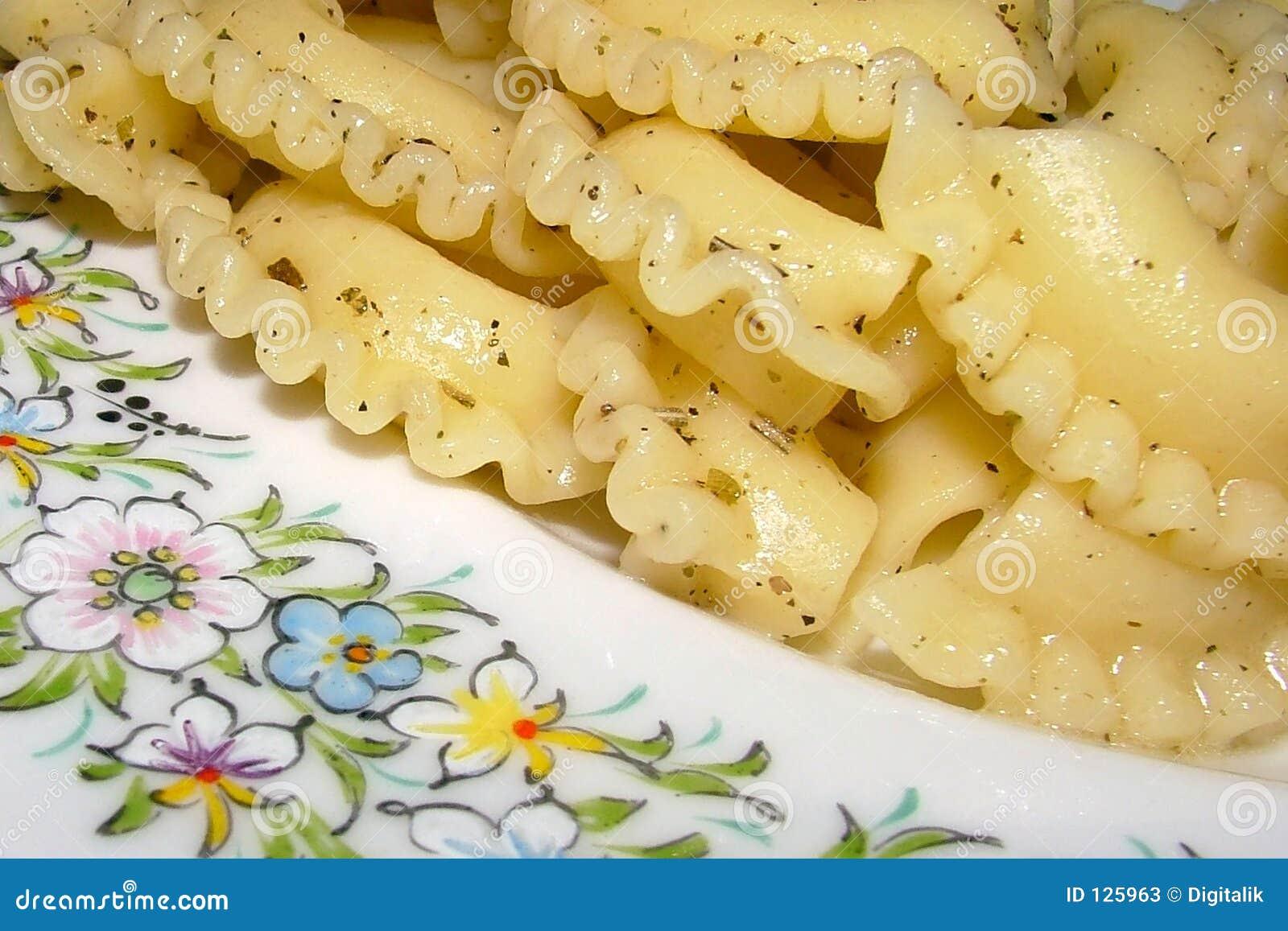 вкусная макарон
