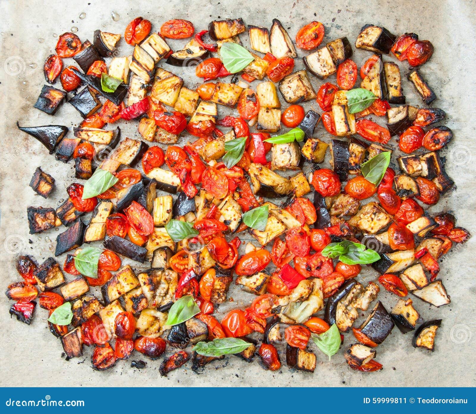 Вкусное vegetable смешивание