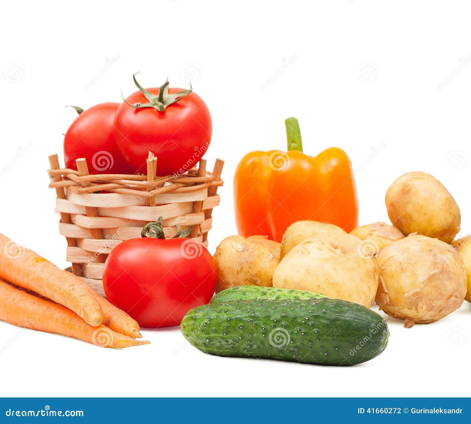 вкусные овощи