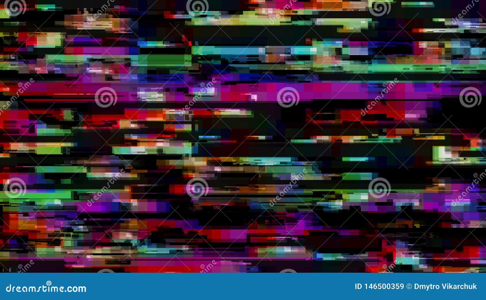 Влияние небольшого затруднения Ошибка экрана компьютера Видео ошибки o r Предпосылка небольшого затруднения