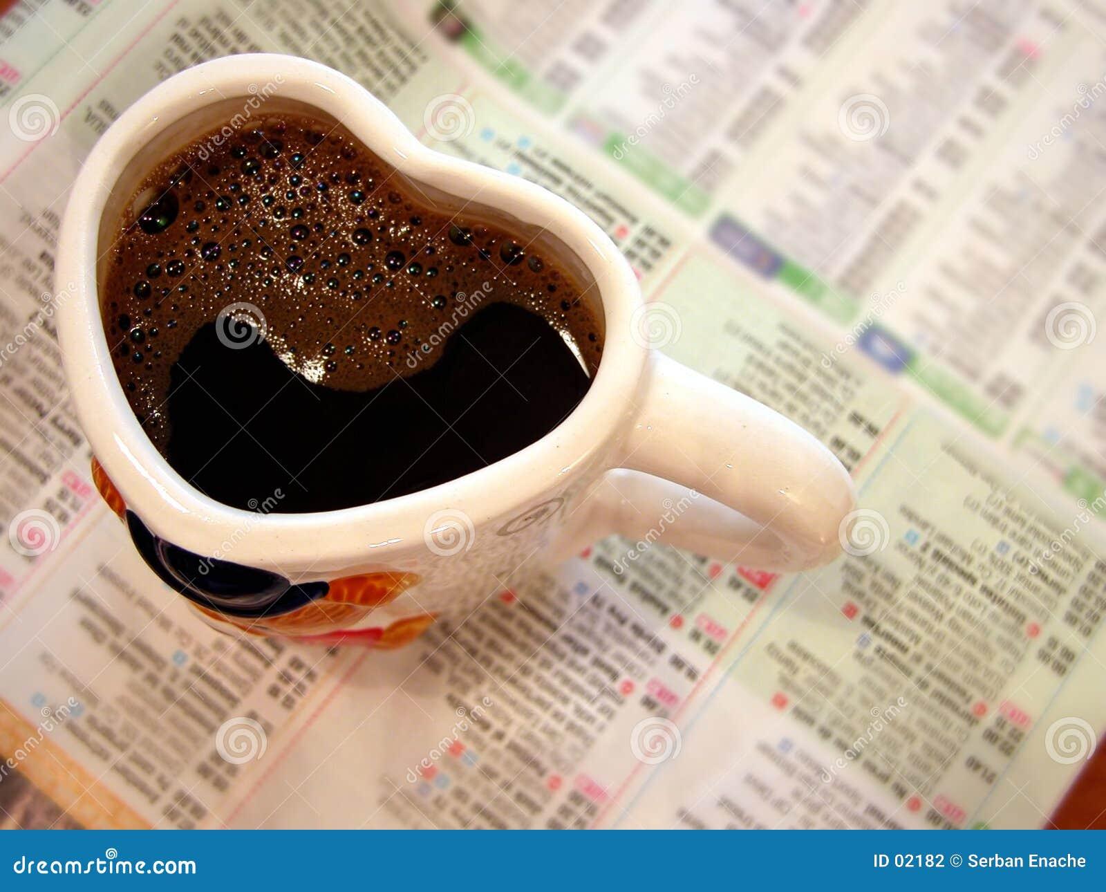влюбленность кофе