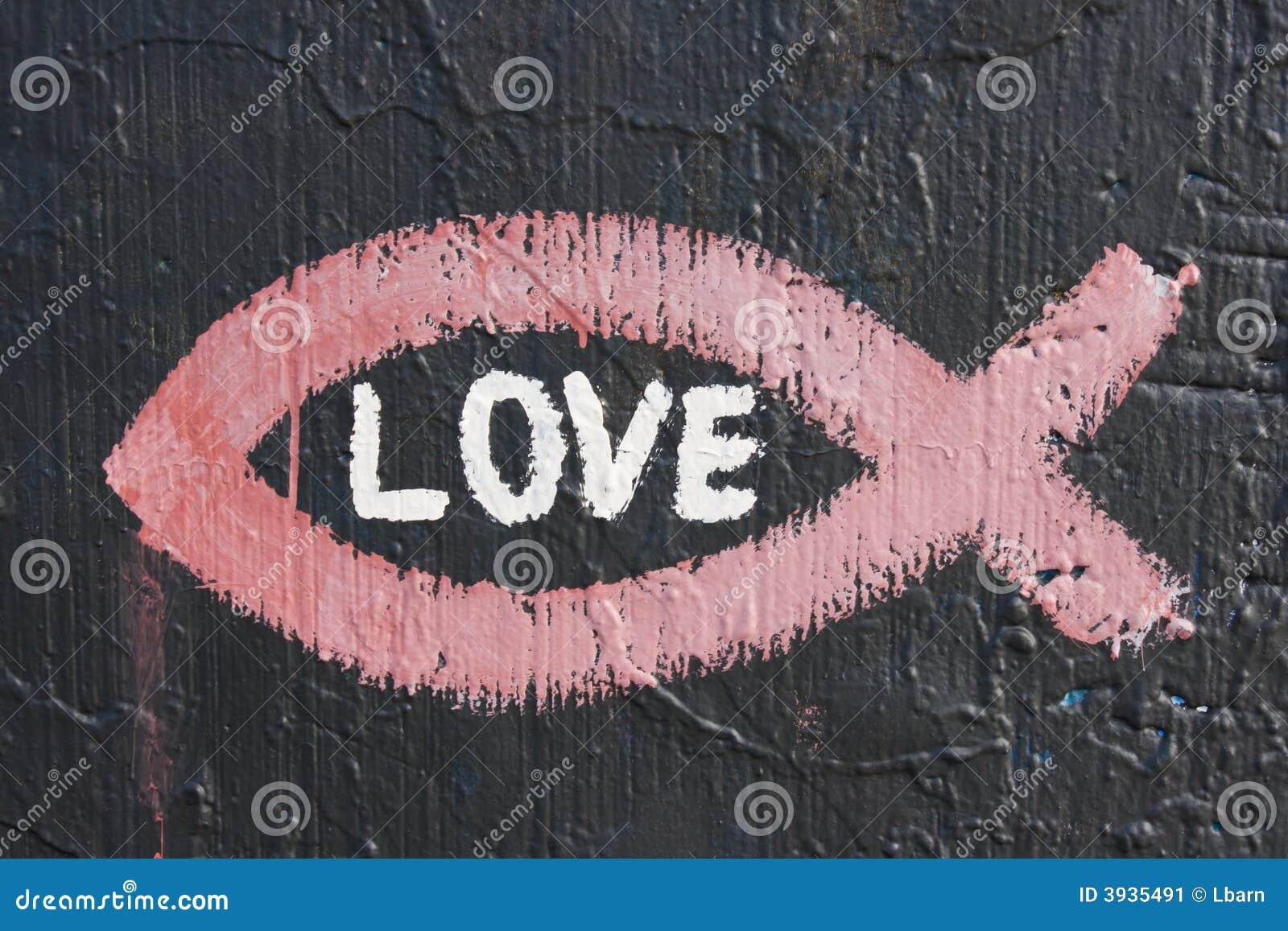 влюбленность надписи на стенах