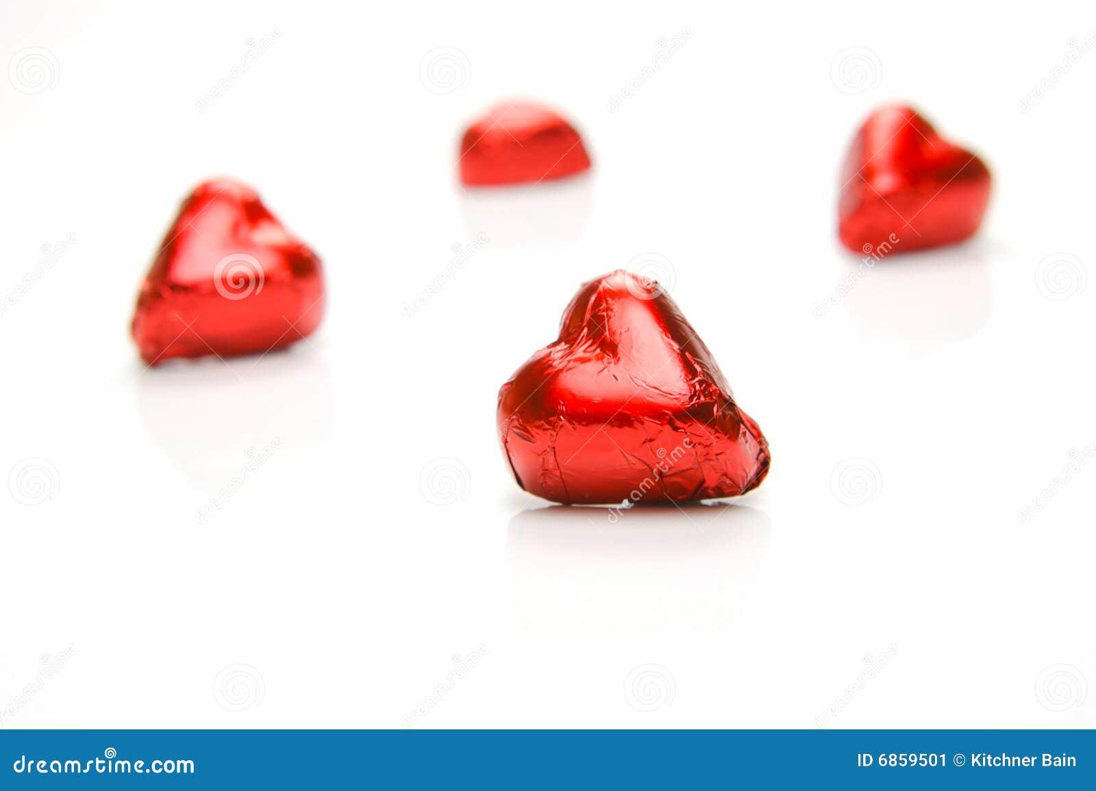 влюбленность шоколада