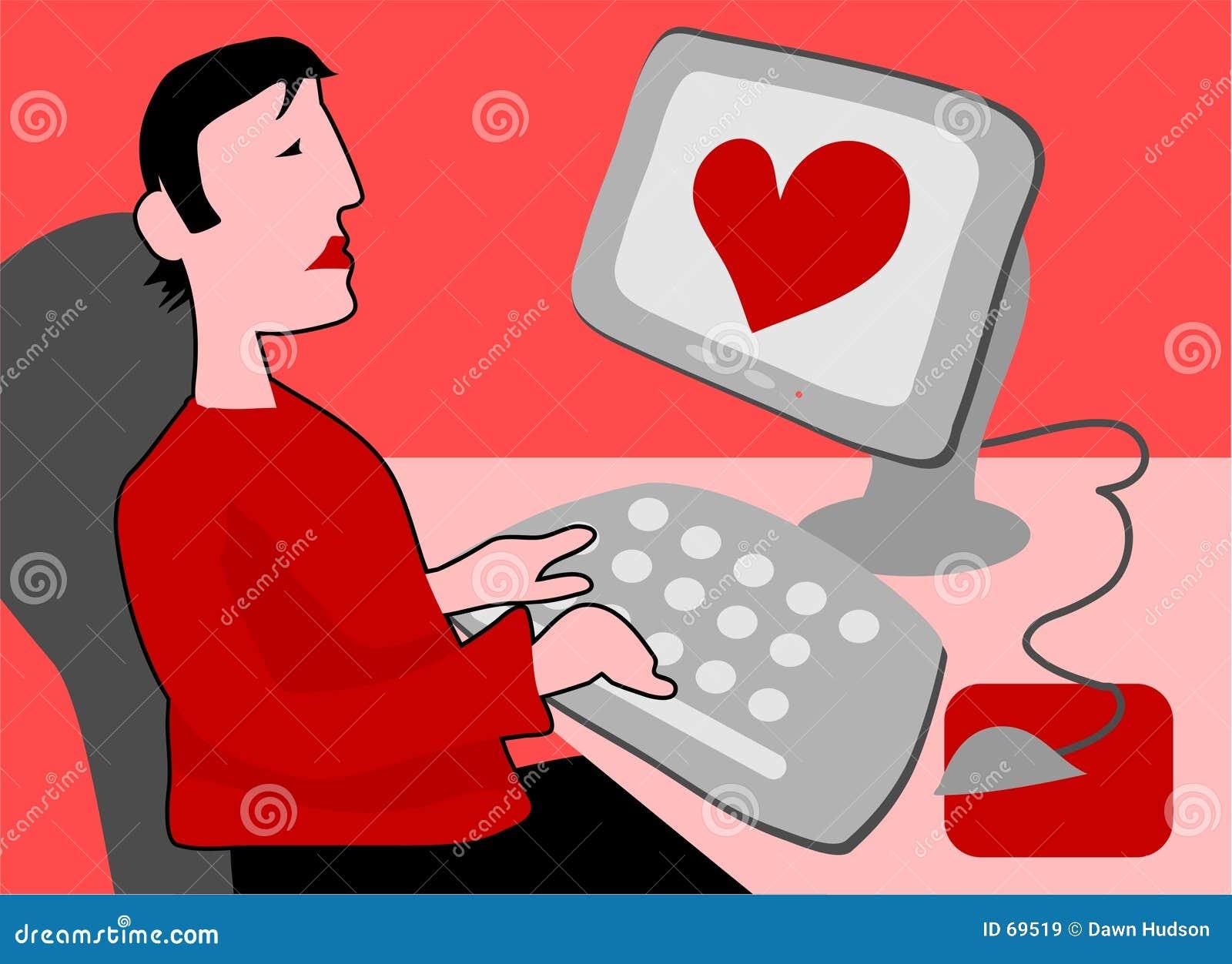 влюбленность cyber