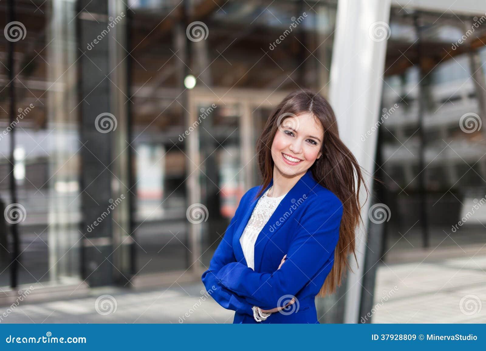 Внешний портрет бизнес-леди