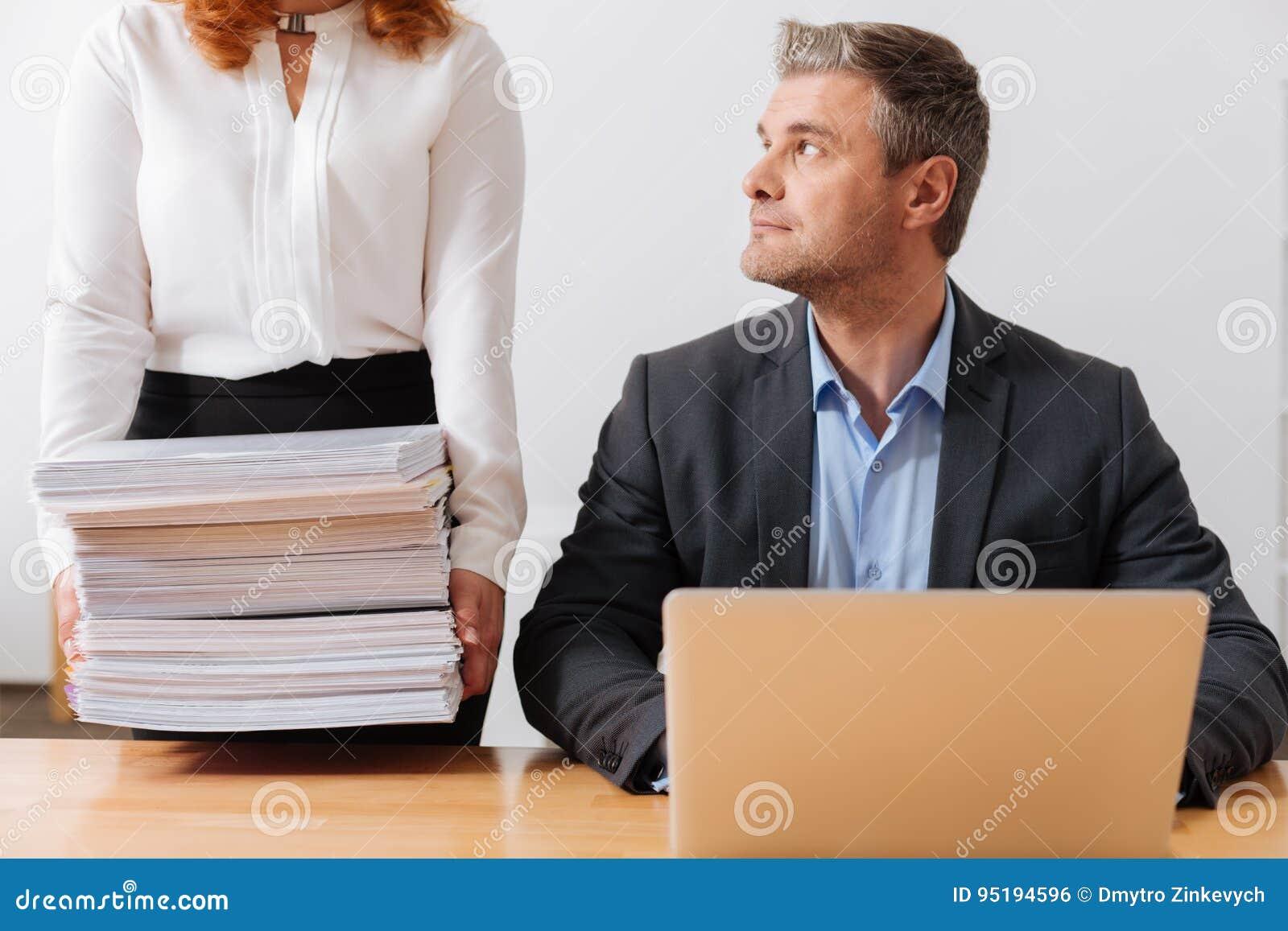 Секретарша и ее босс — photo 8