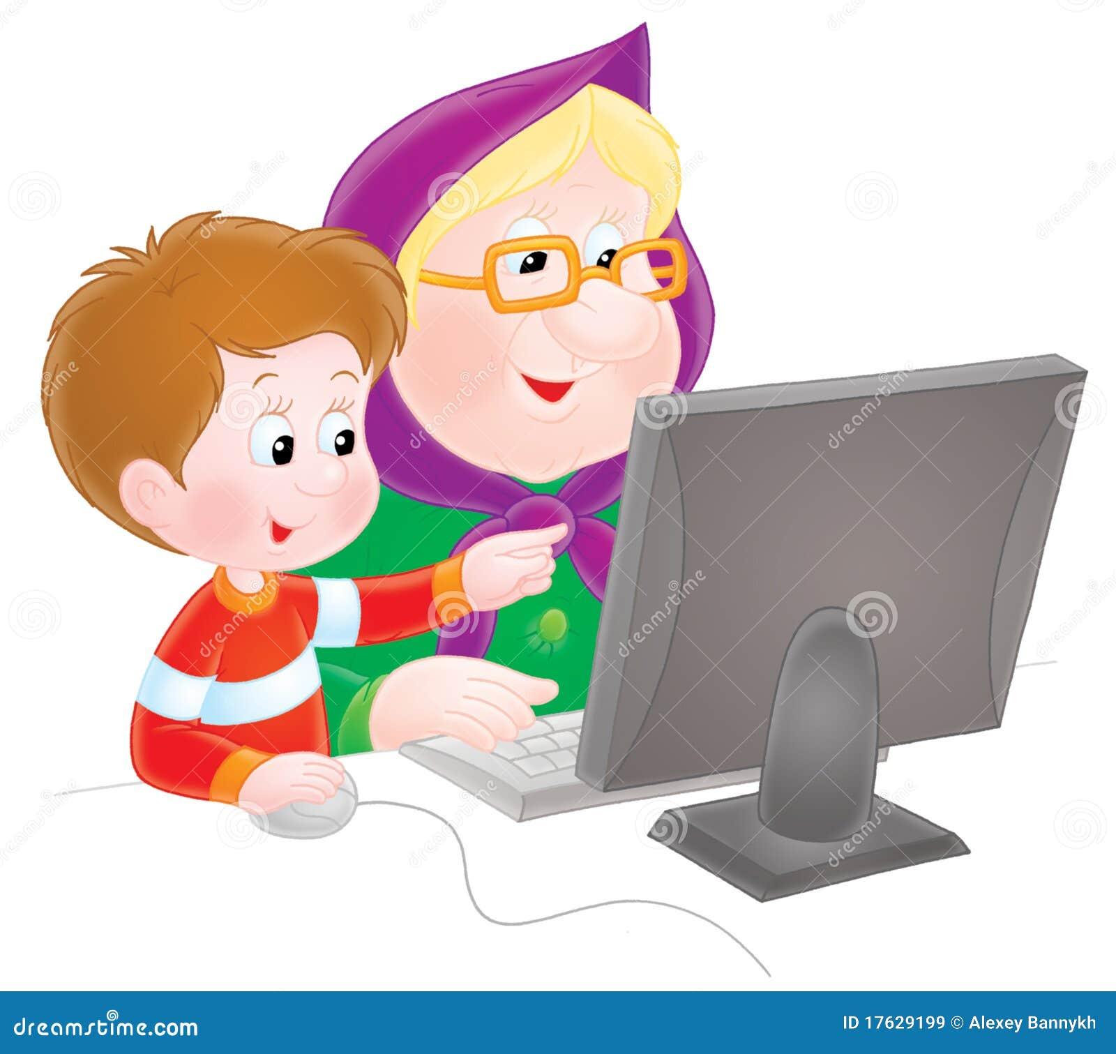 Бабка и внук бесплатно фото 273-282