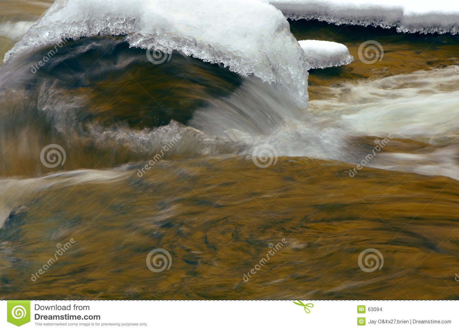 вода льда спешя