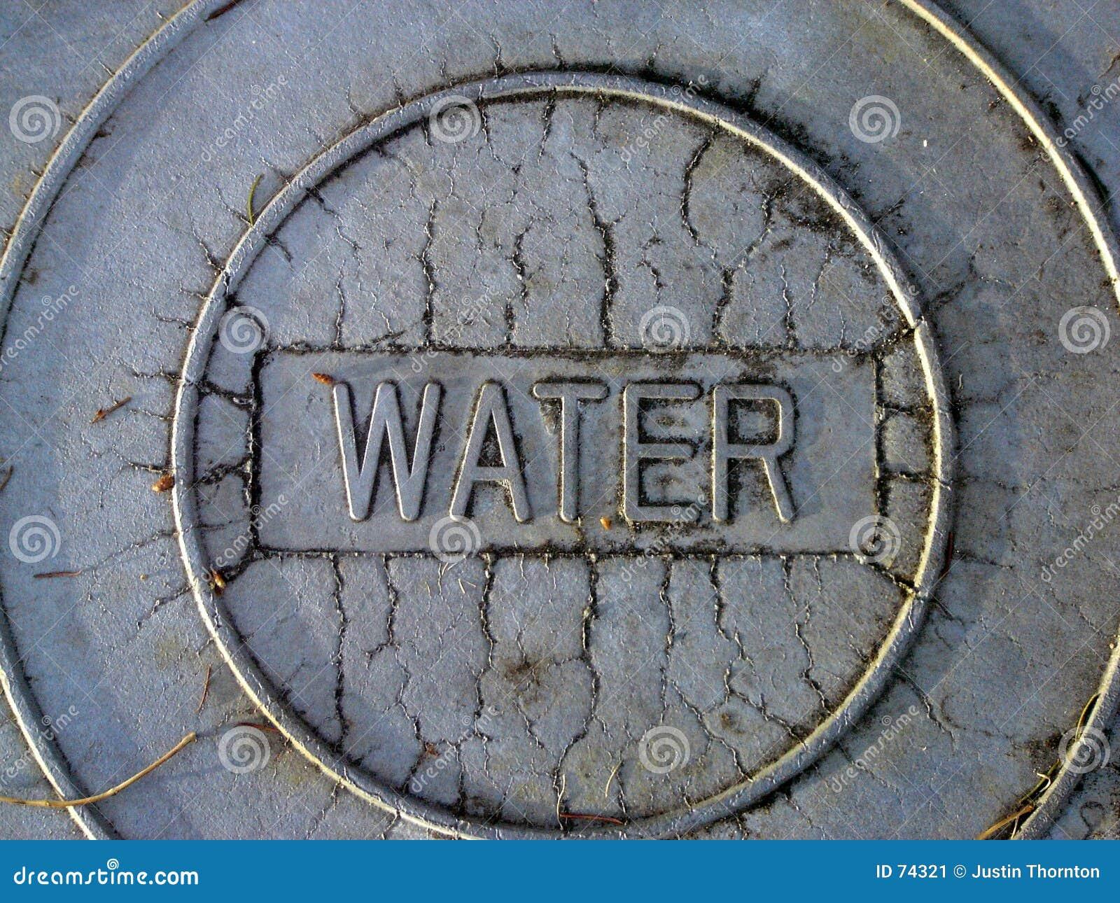 вода отверстия