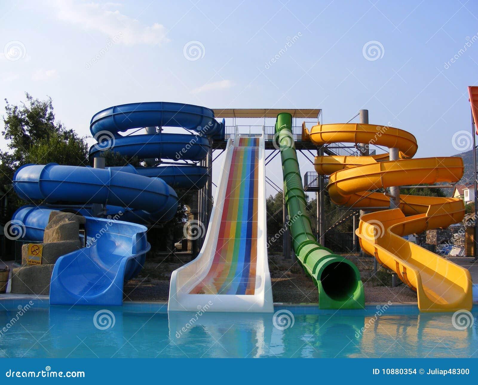 вода парка