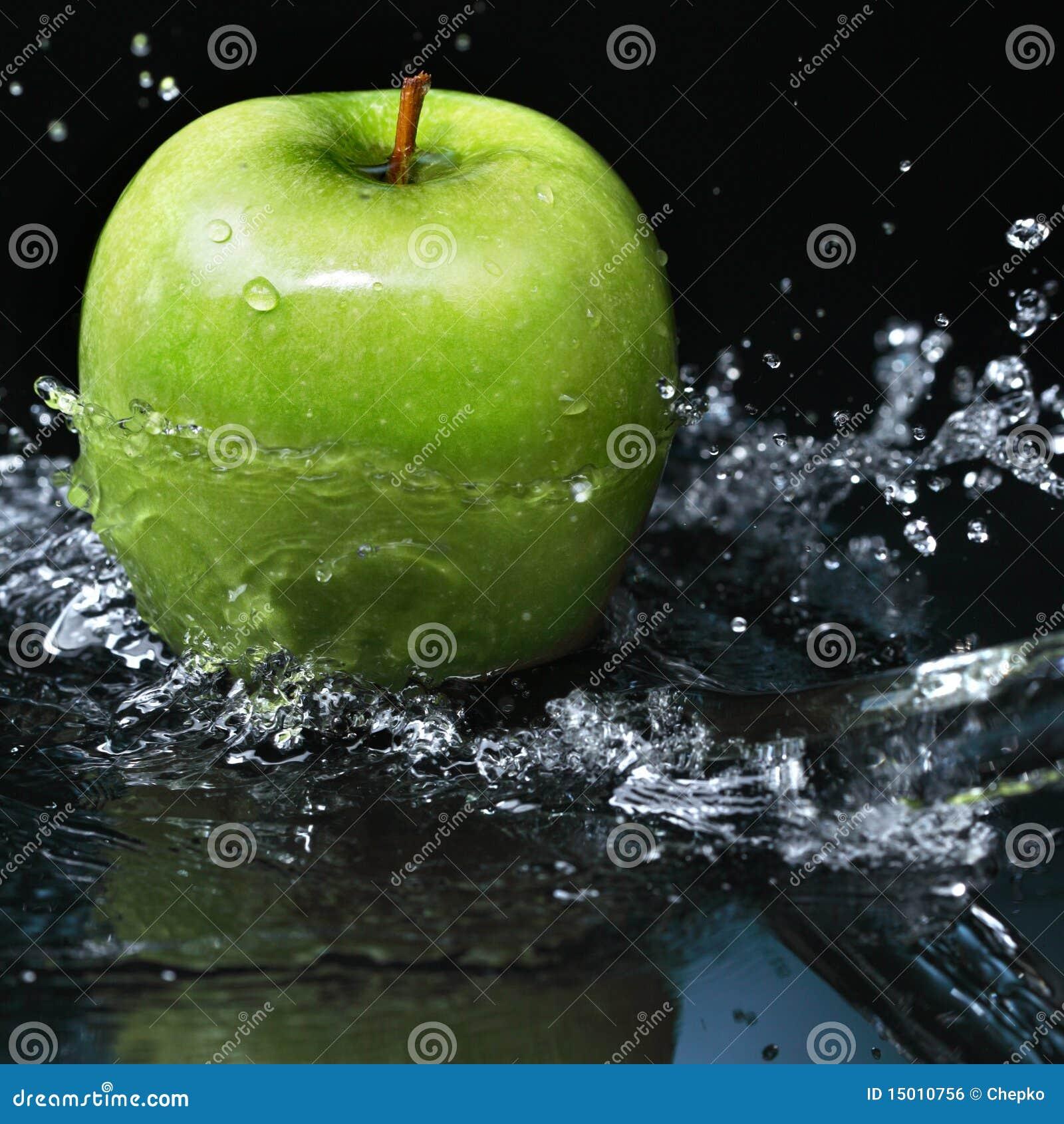 вода яблока