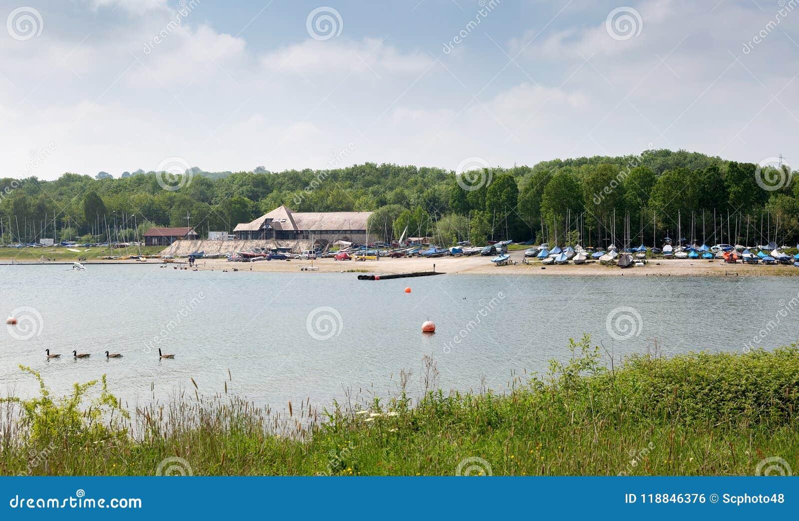 Вода Carsington, популярное туристское назначение